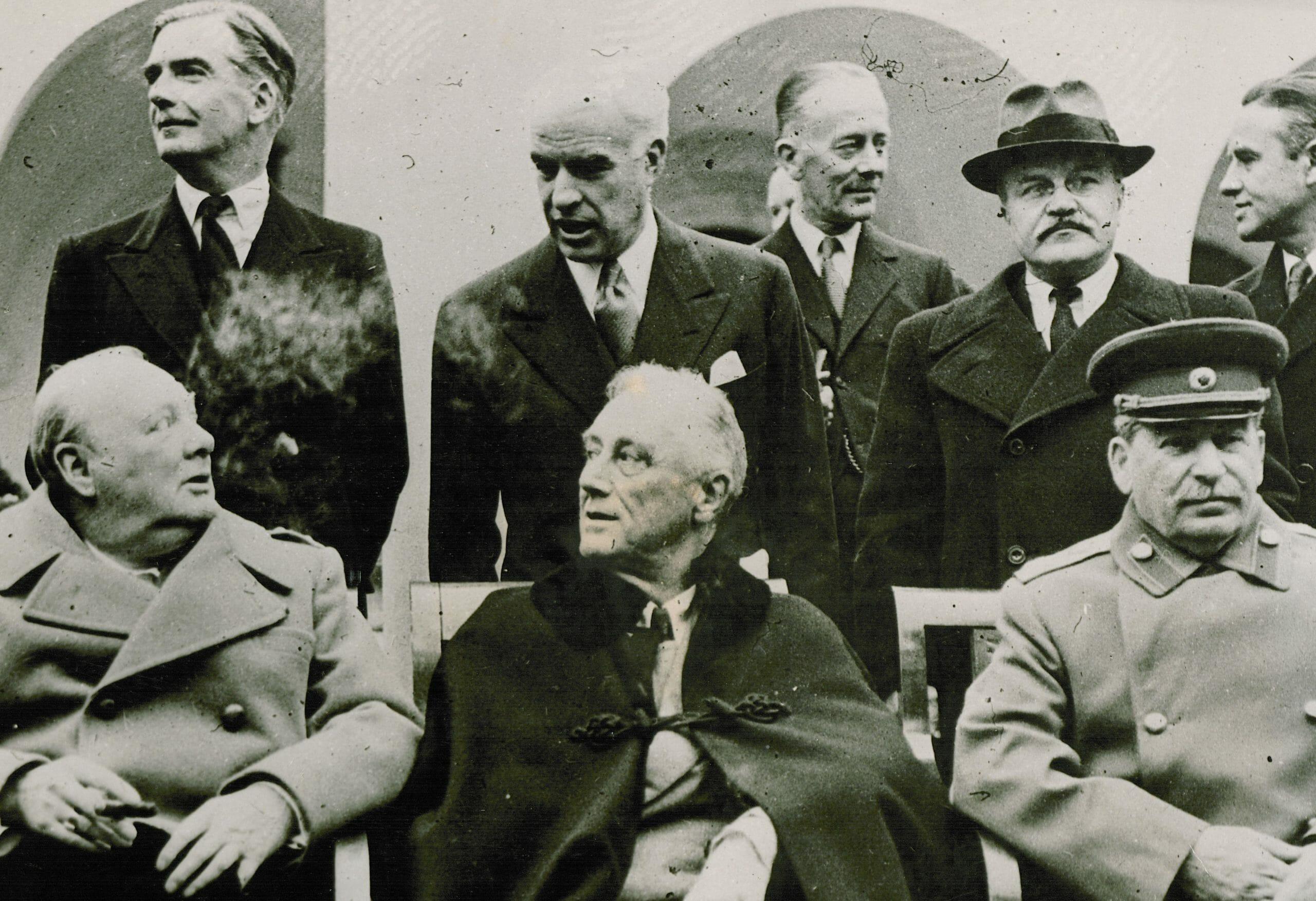 Read more about the article Anden Verdenskrig og Jalta-konferencen