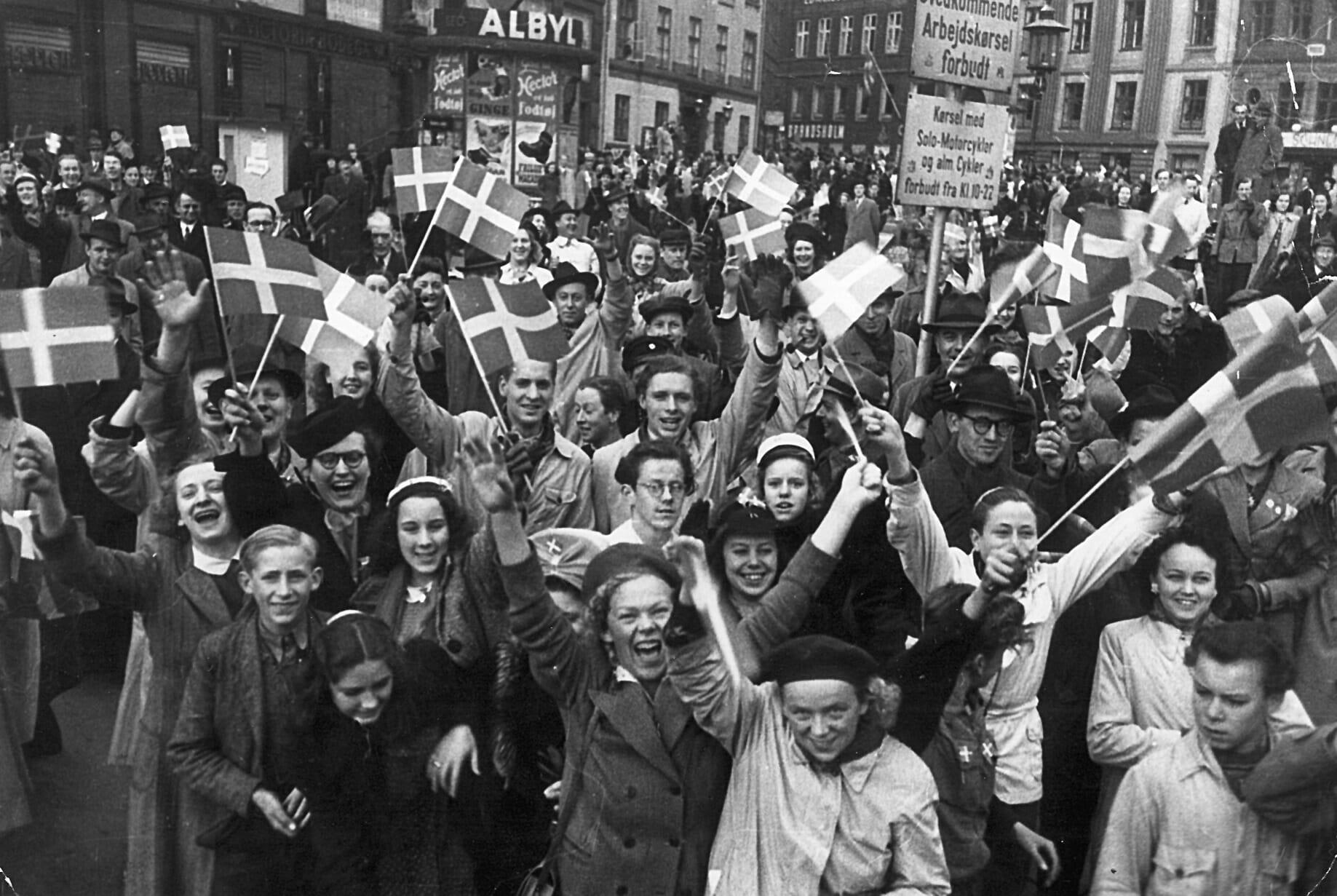 Besættelsen skabte den danske velfærdsstat