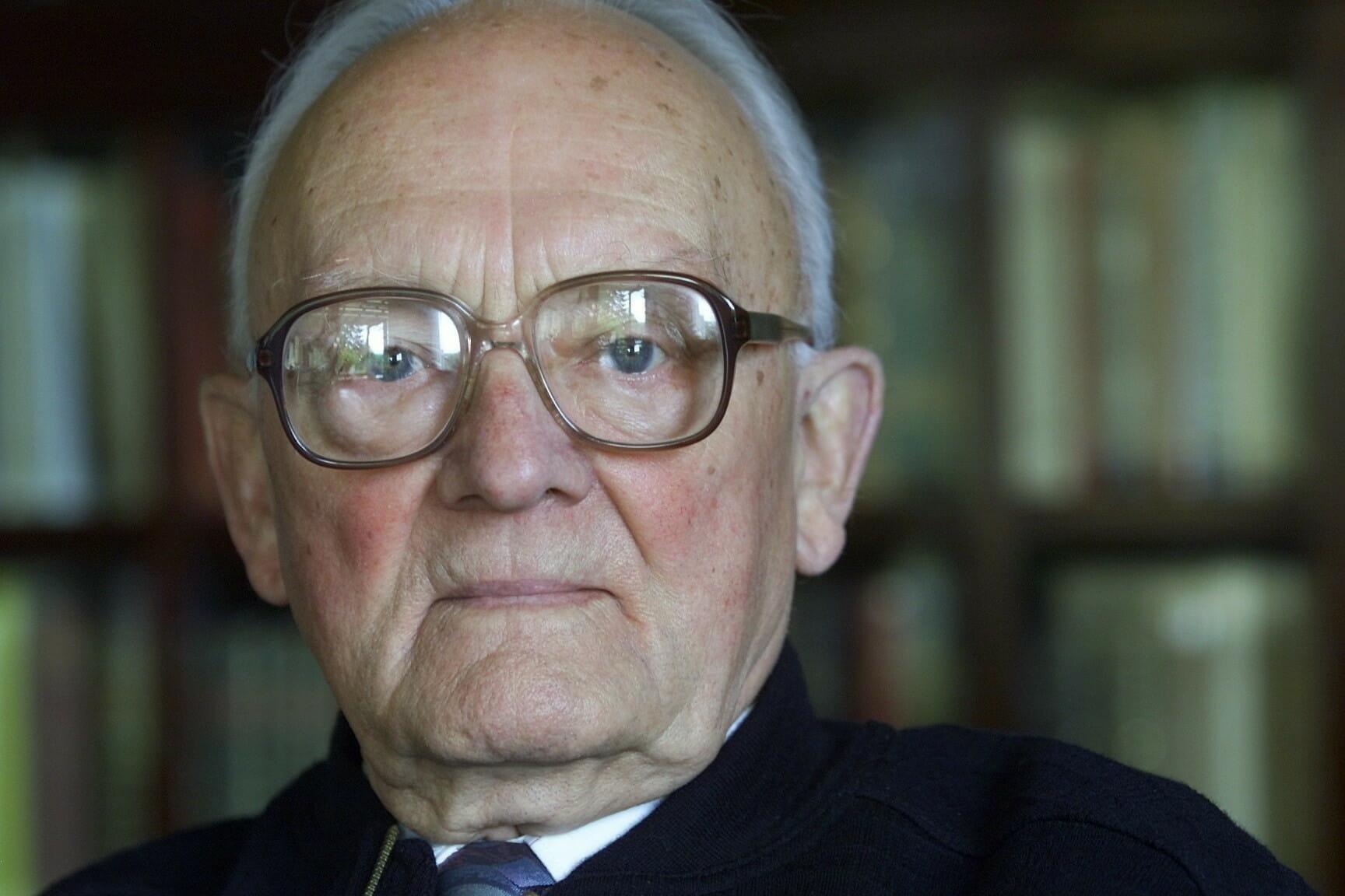 Sønderjysk frihedskæmper om befrielsen for 60 år siden