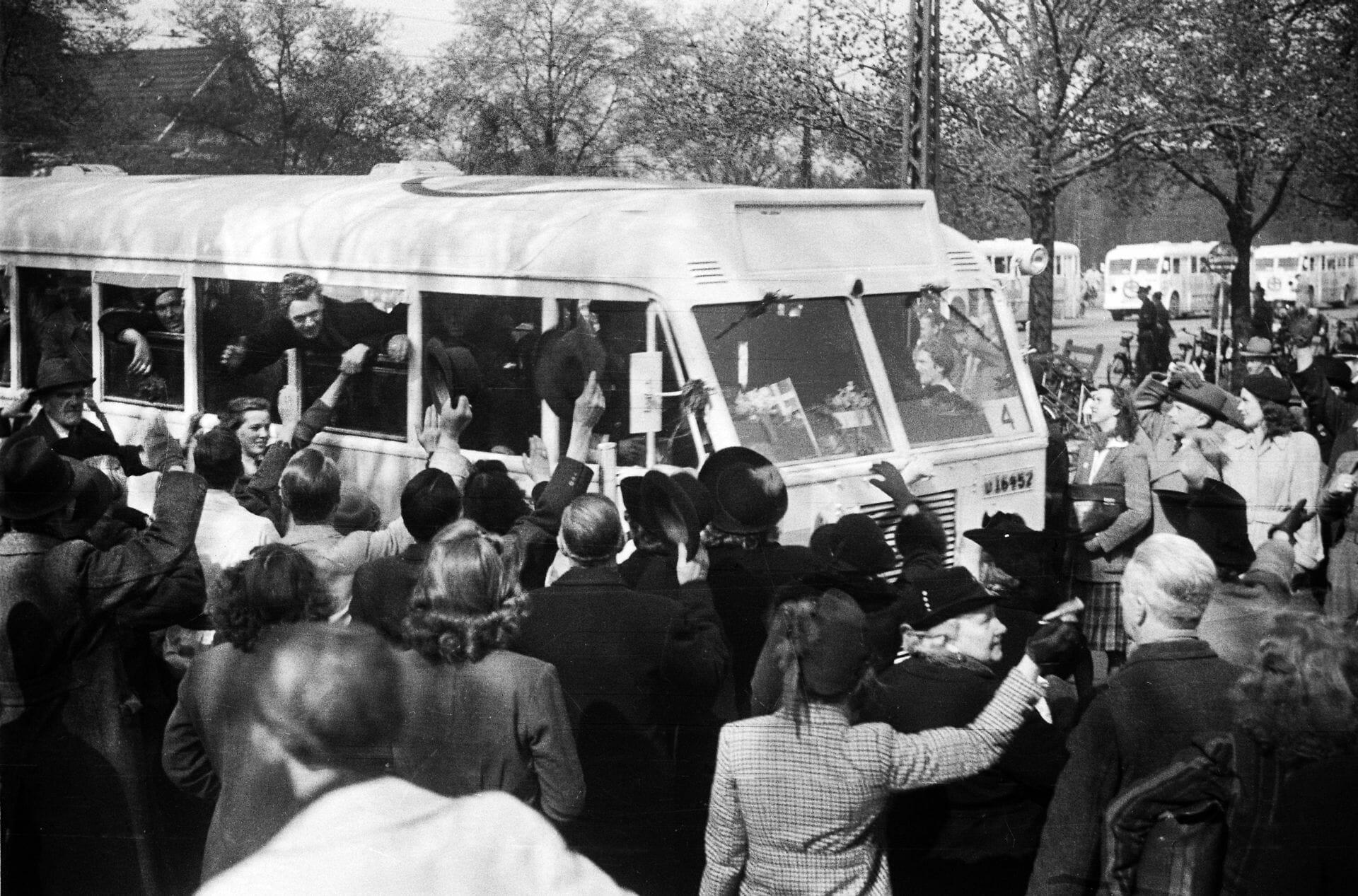FAKTA: De hvide Busser og danske i KZ
