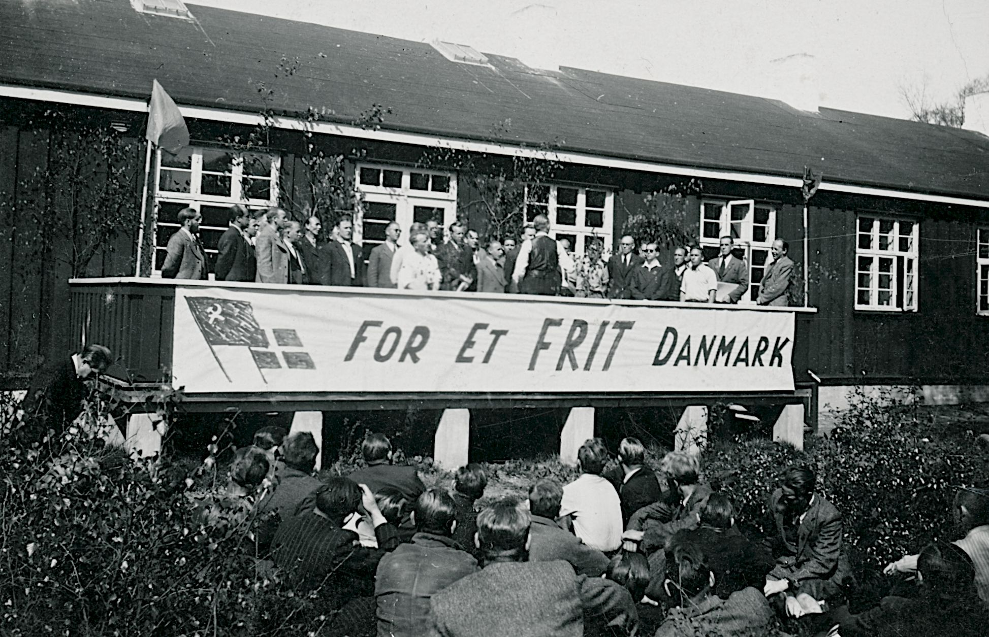 Anders Fogh beklager kommunistlov under besættelsen