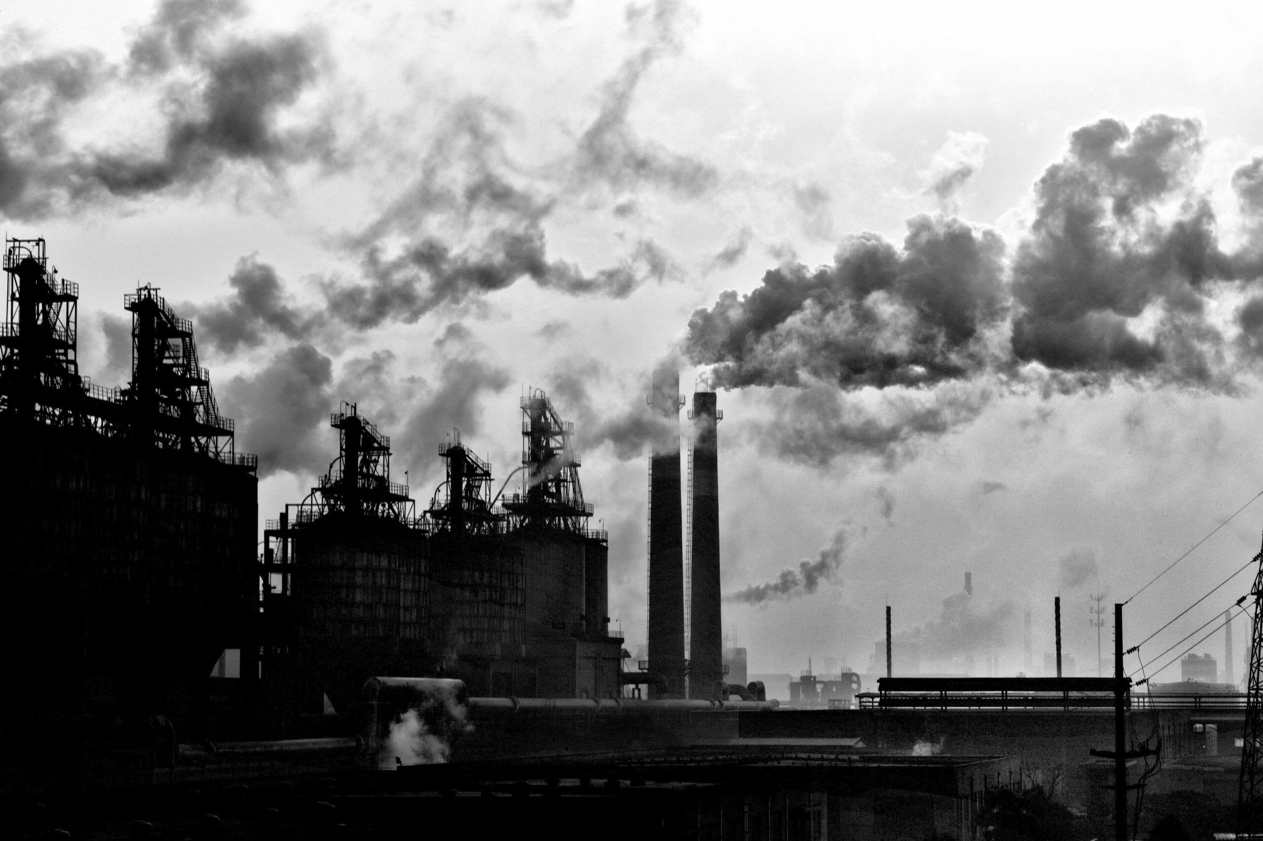 Read more about the article Kina afviser kritik for udledning af CO2: Vi er hele verdens fabrik