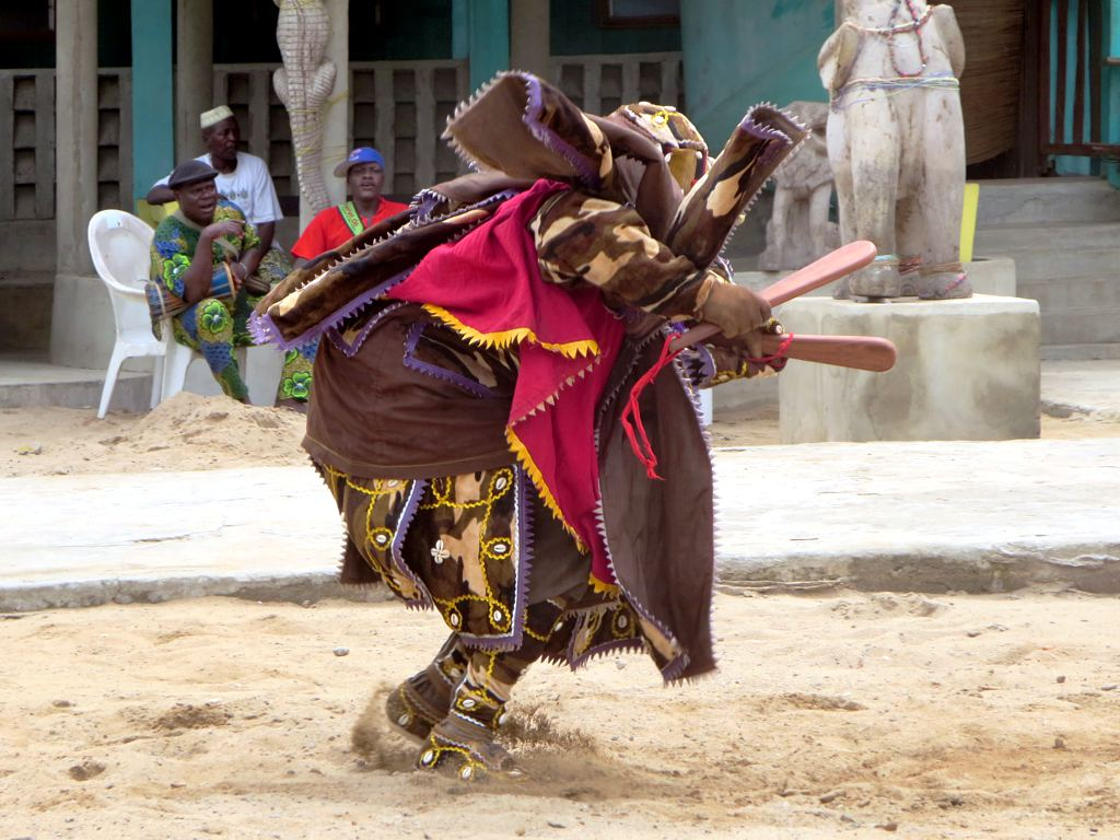 Read more about the article Voodoo – en folkereligion i Haiti
