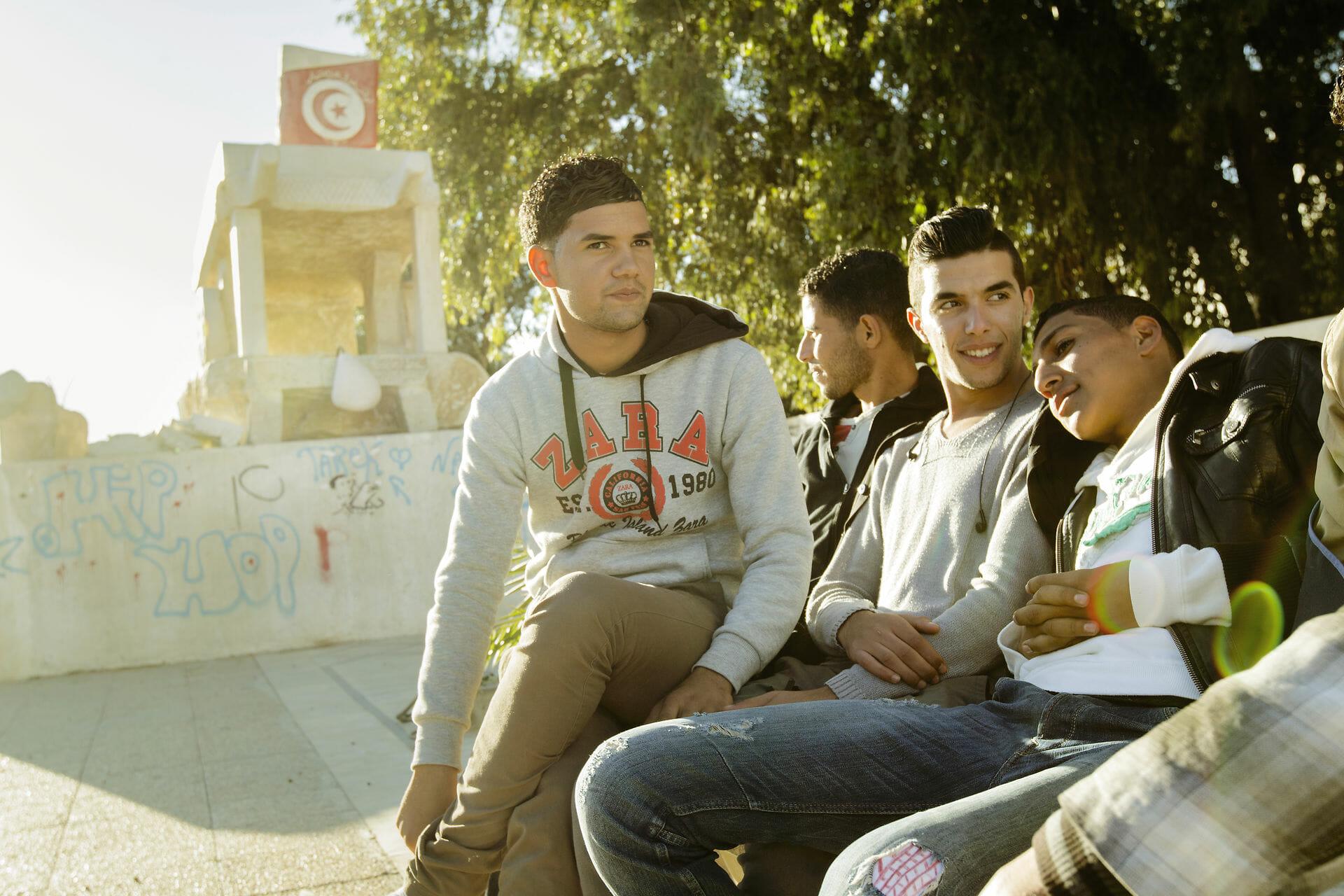 Starten på Det Arabiske Forår: Frugthandler bragte diktator til fald
