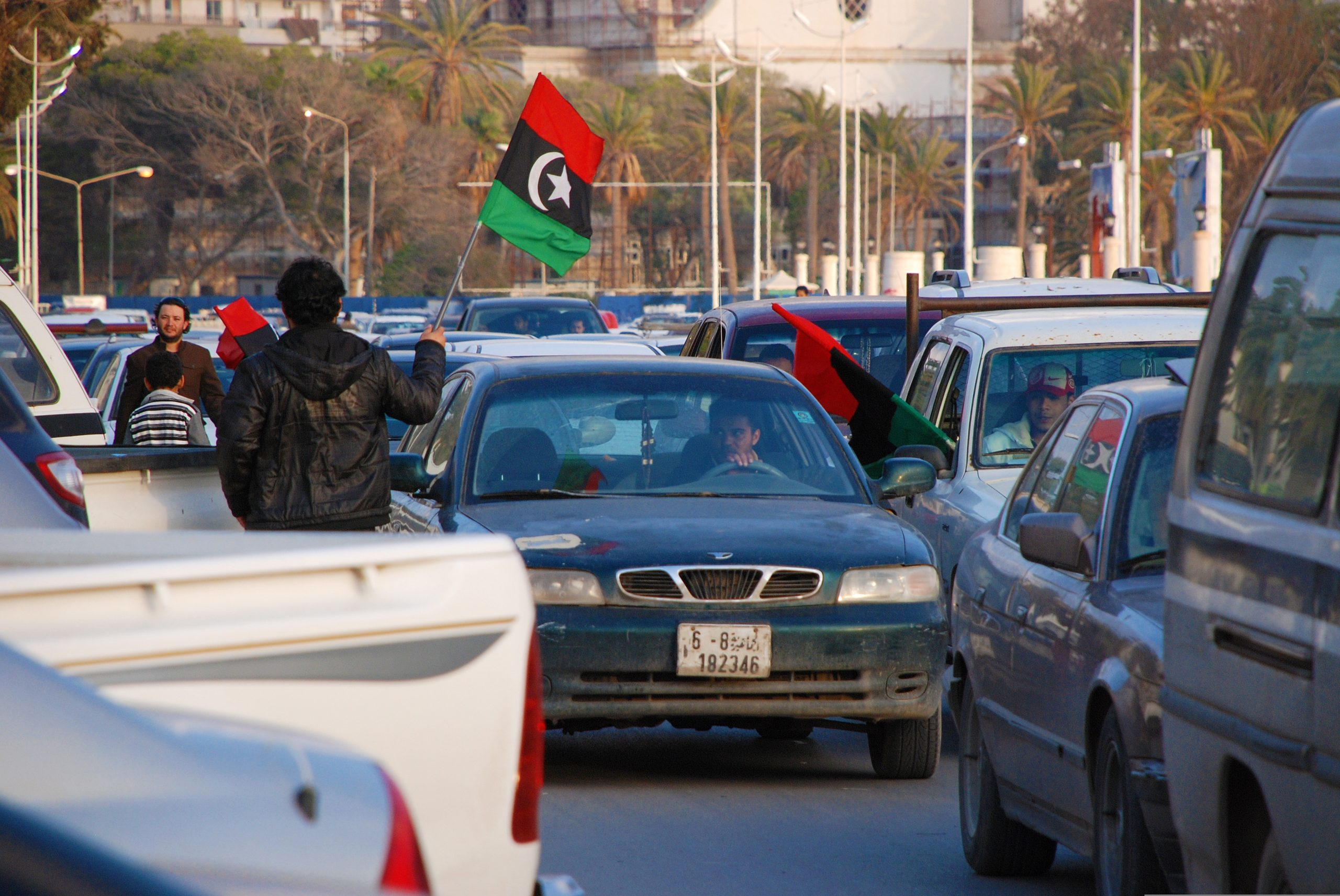 Dissident: Gaddafi-tale er tom snak