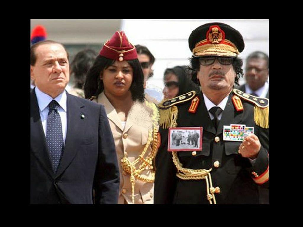 Portræt: Muammar Gaddafi