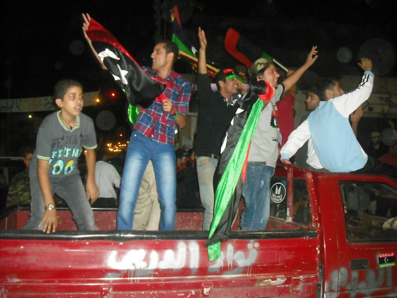 Libyens premierminister: Gaddafi er død