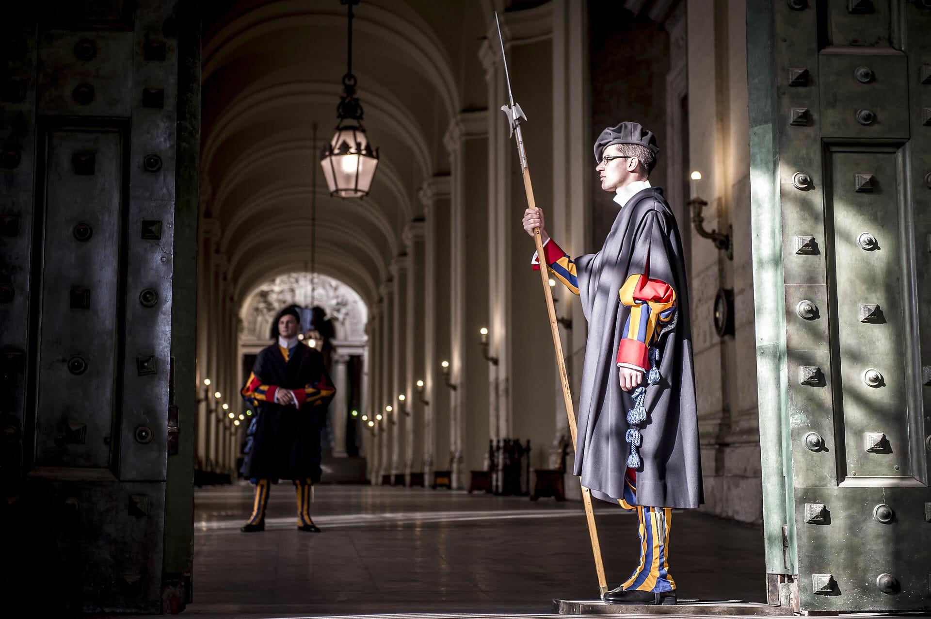 FAKTA: Vatikanet er verdens mindste selvstændige stat
