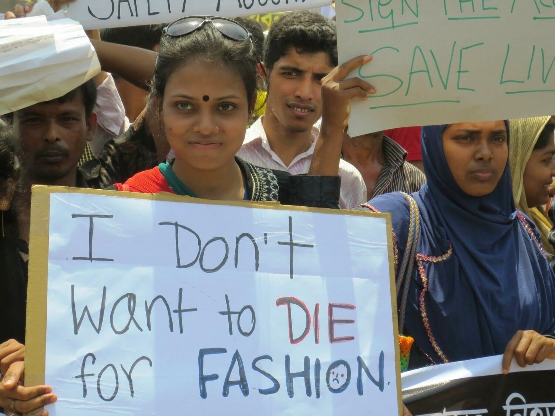 Read more about the article Menneskerettighedscenter: Fabrikskollaps i Bangladesh var øjenåbner