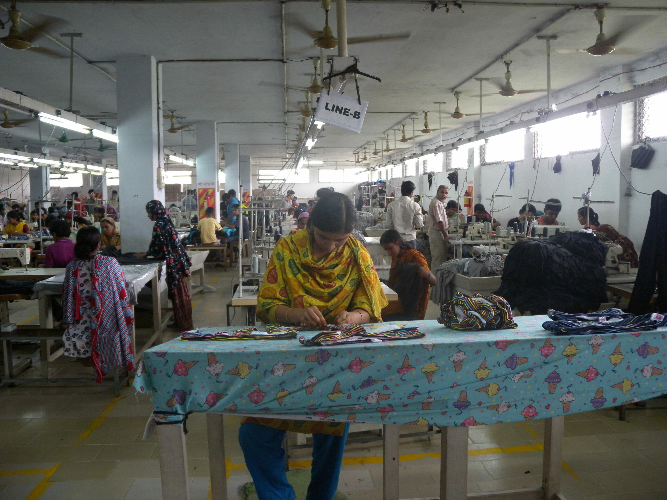 Read more about the article Modebranchen lover etisk forsvarligt tøj