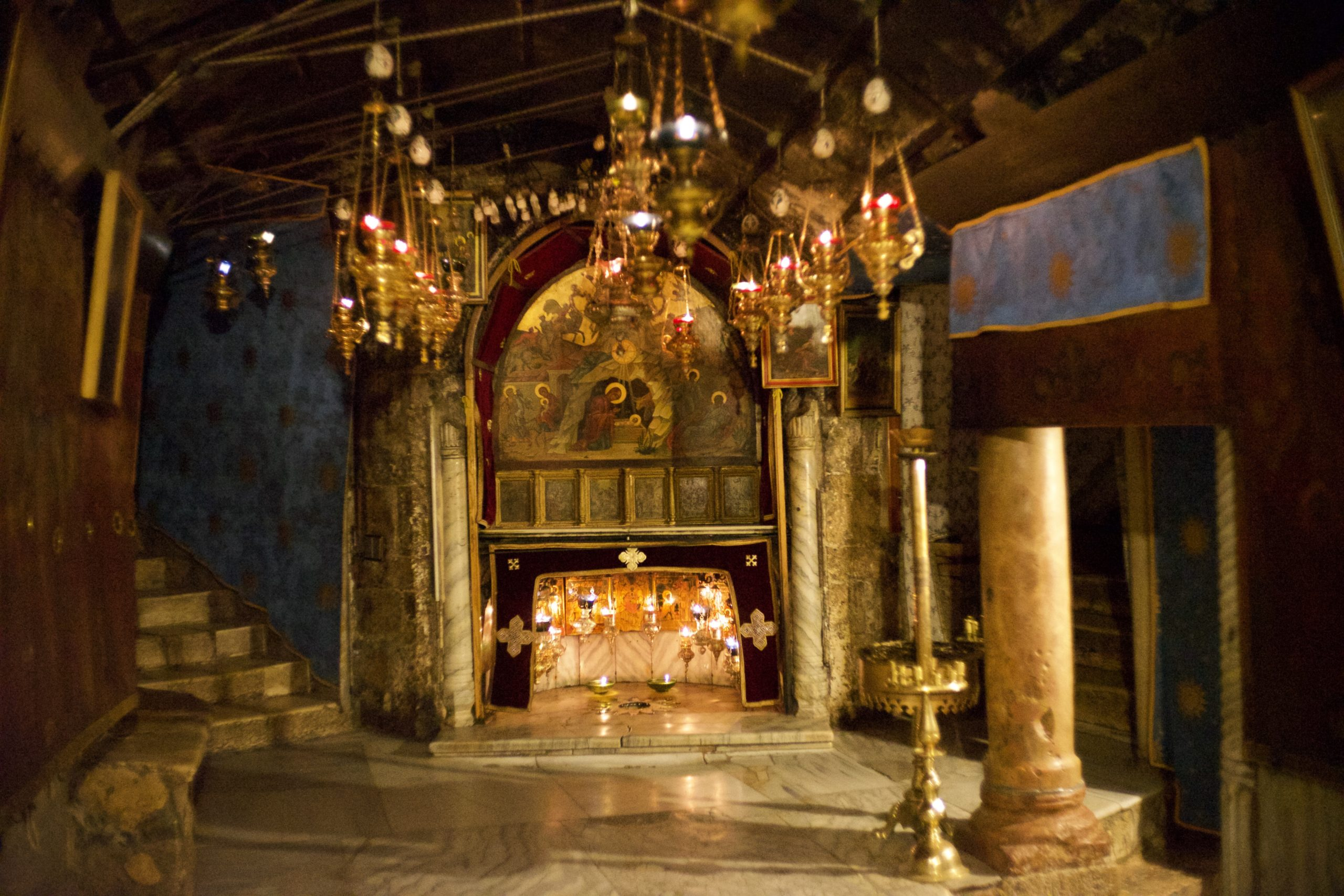 FAKTA: Fødselskirken i Betlehem