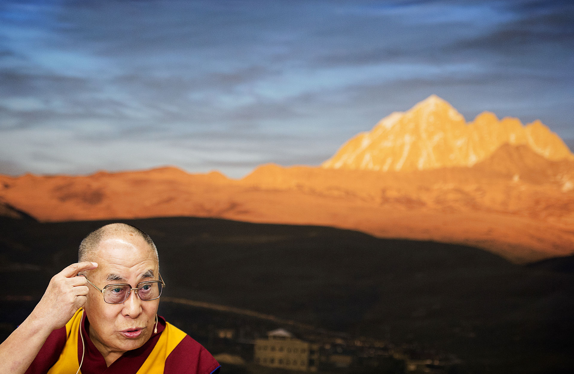 Read more about the article Dalai Lamas tro passer Vestens individualister