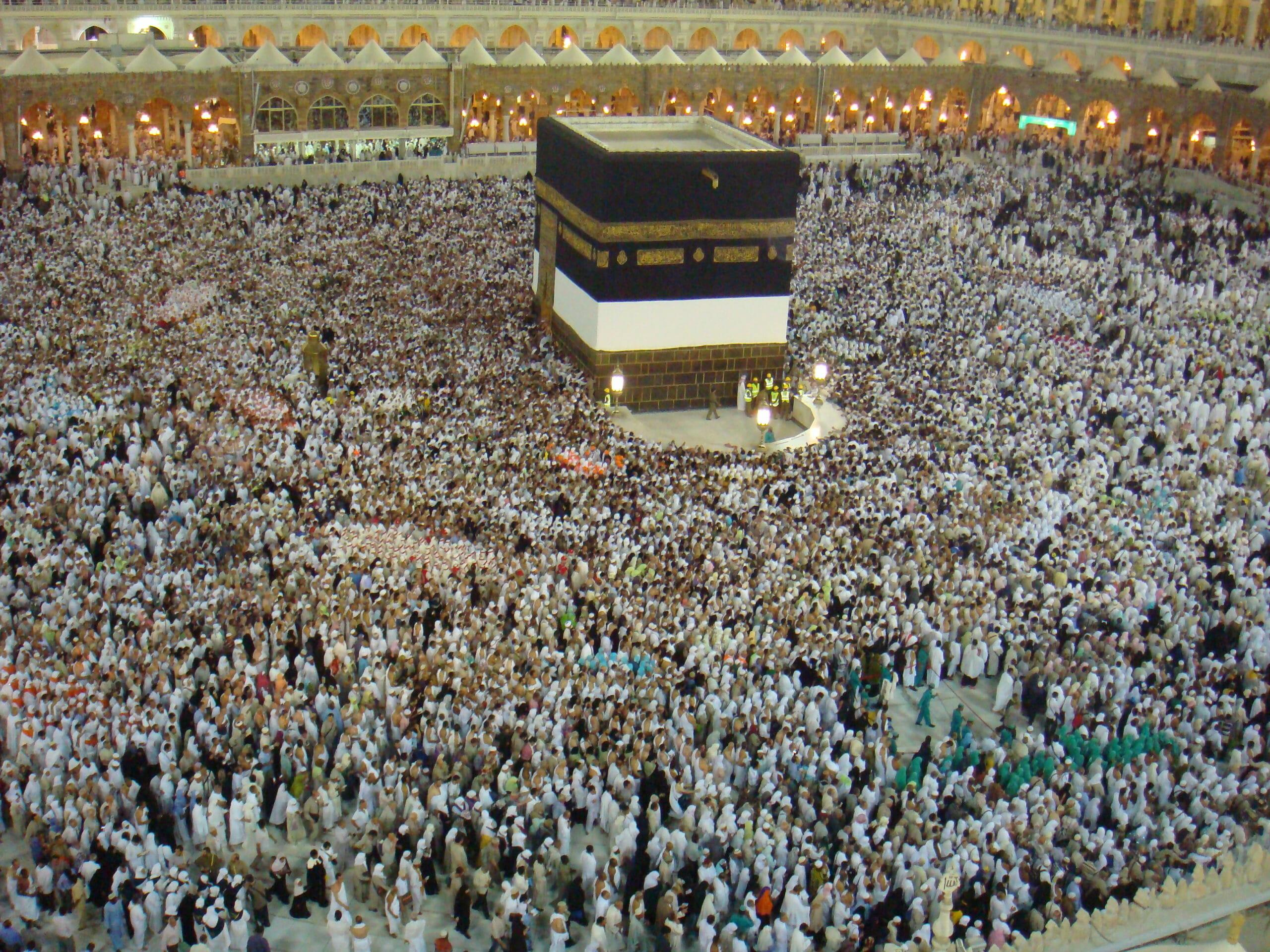 Read more about the article FAKTA: Pilgrimsrejsen Hajj samler millioner af muslimer
