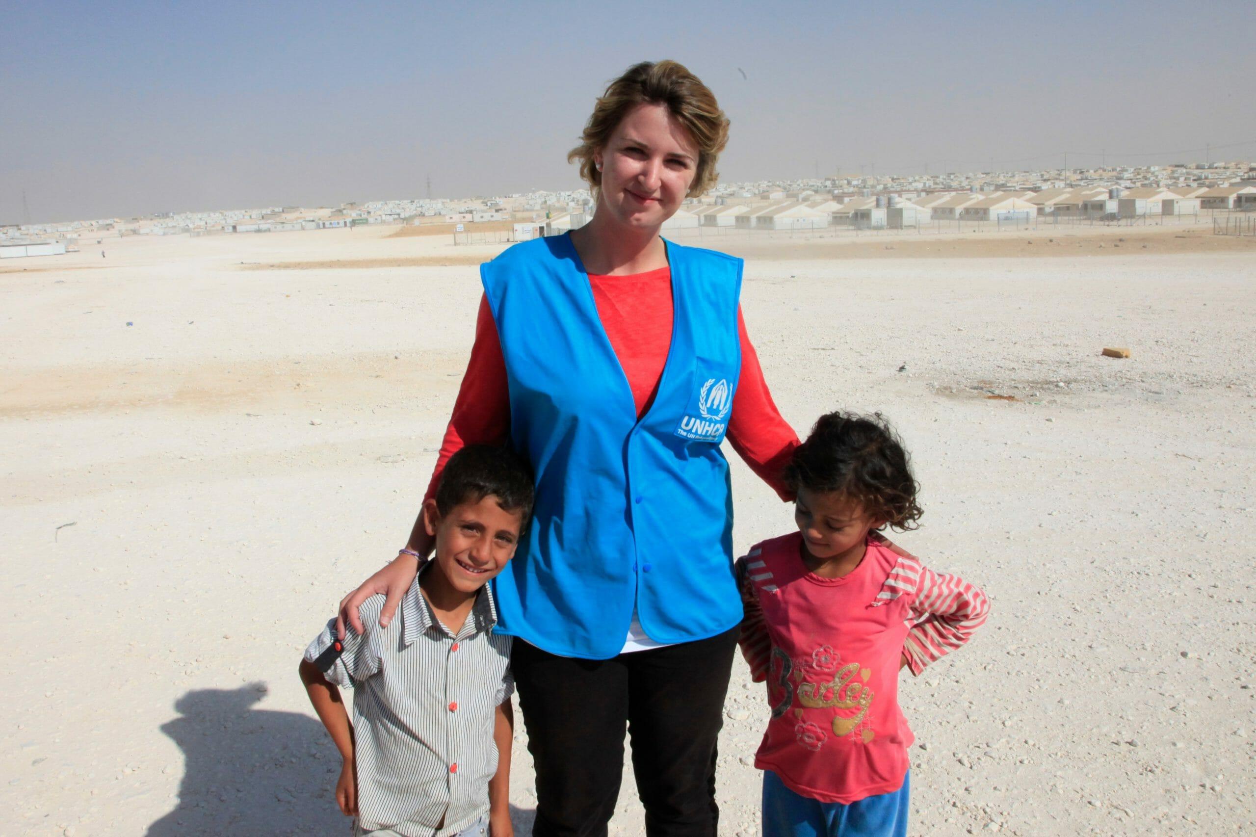Read more about the article FAKTA: Hvad er FN's flygtningeorgan UNHCR?
