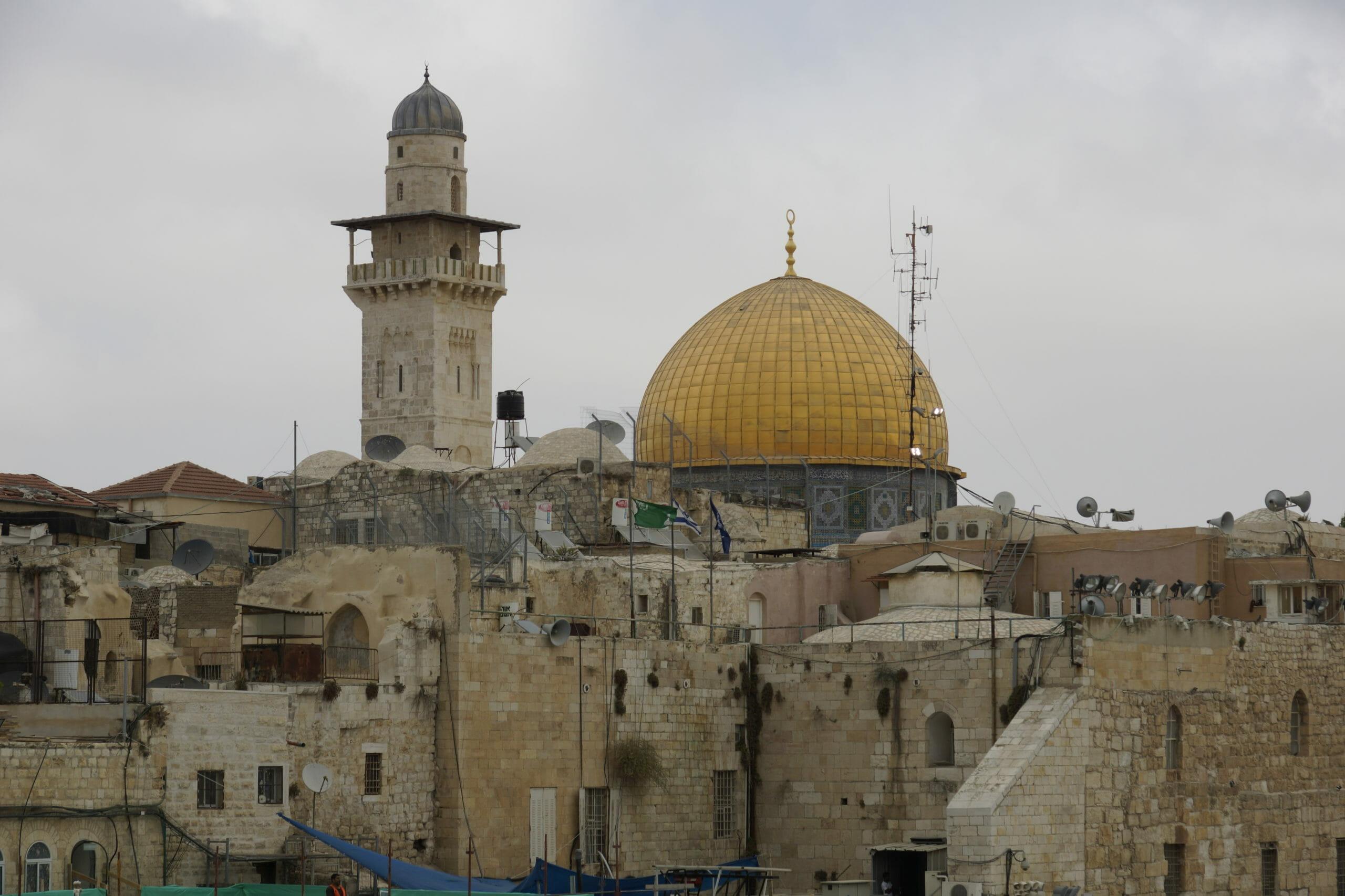 Read more about the article FAKTA: Al-Aqsa-moskéen på Tempelbjerget