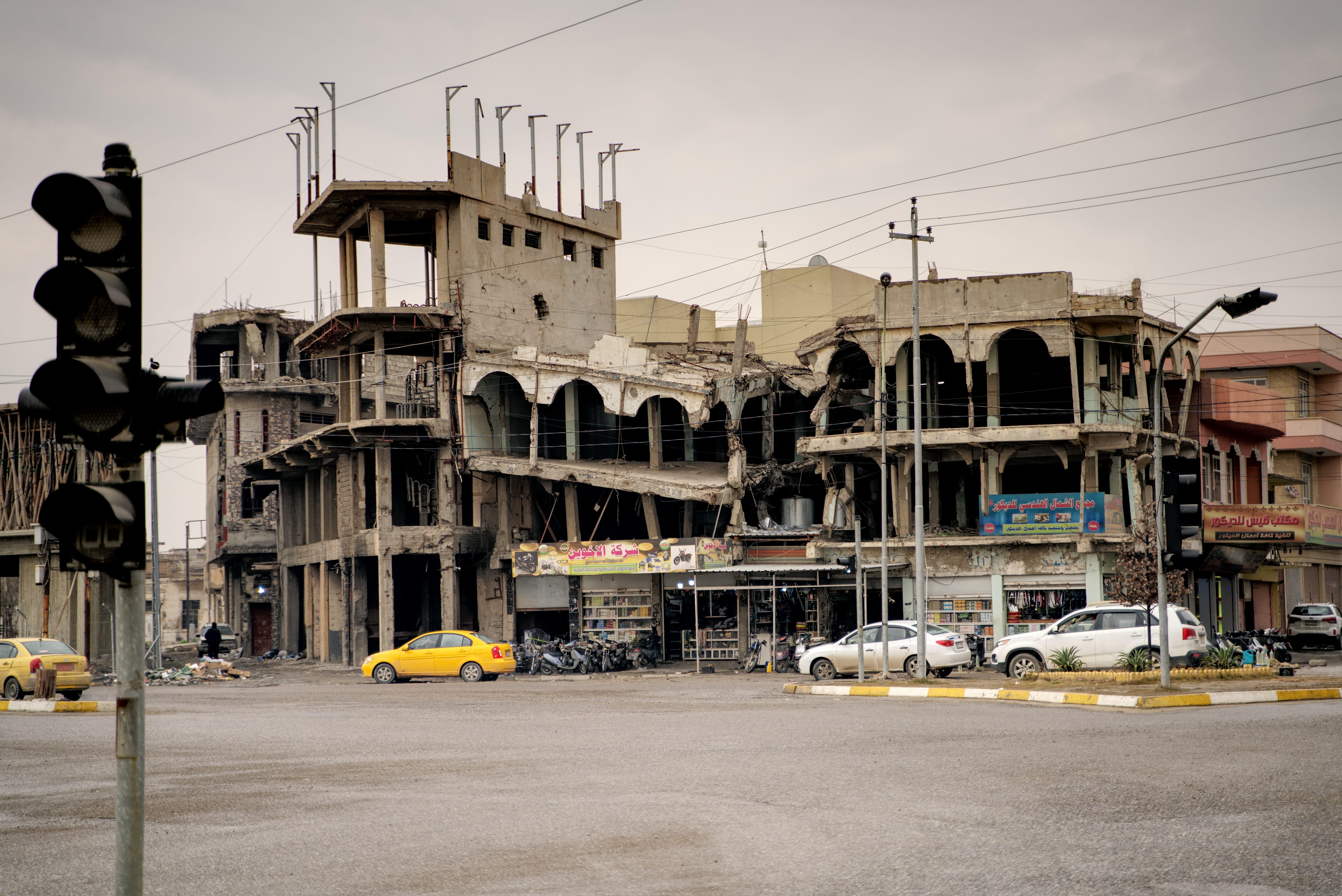 Read more about the article Islamisk Stat var gode kunder i parfumebutikken i Mosul