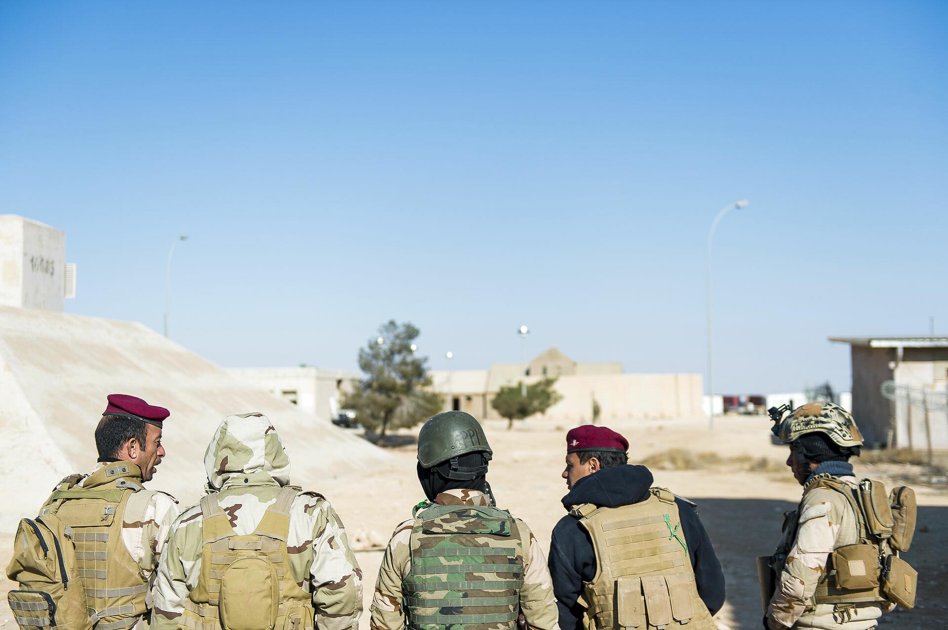 Read more about the article Løkke: Danmarks indsats i Irak er at gøre Irak fri for Islamisk Stat