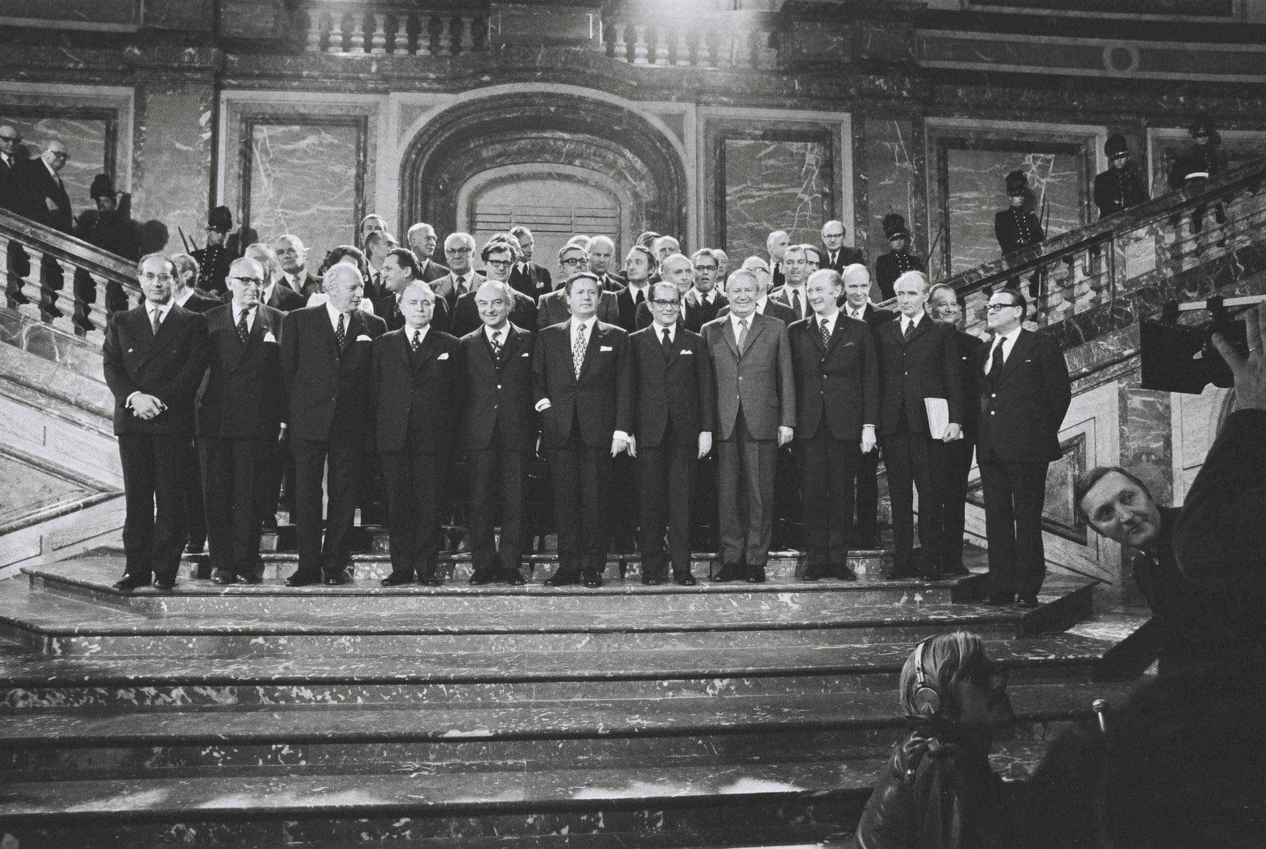 Read more about the article TIDSLINJE: EU gennem 60 år
