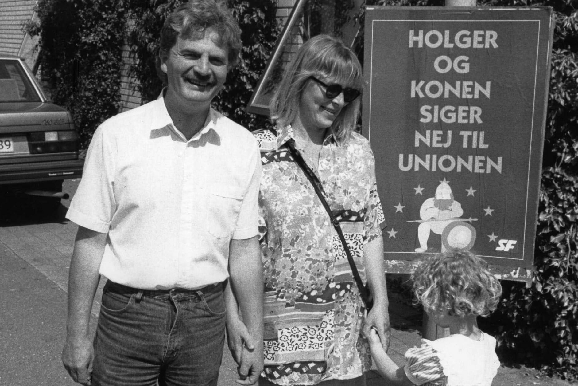 Read more about the article EU-skepsis lever 25 år efter Maastricht-traktaten