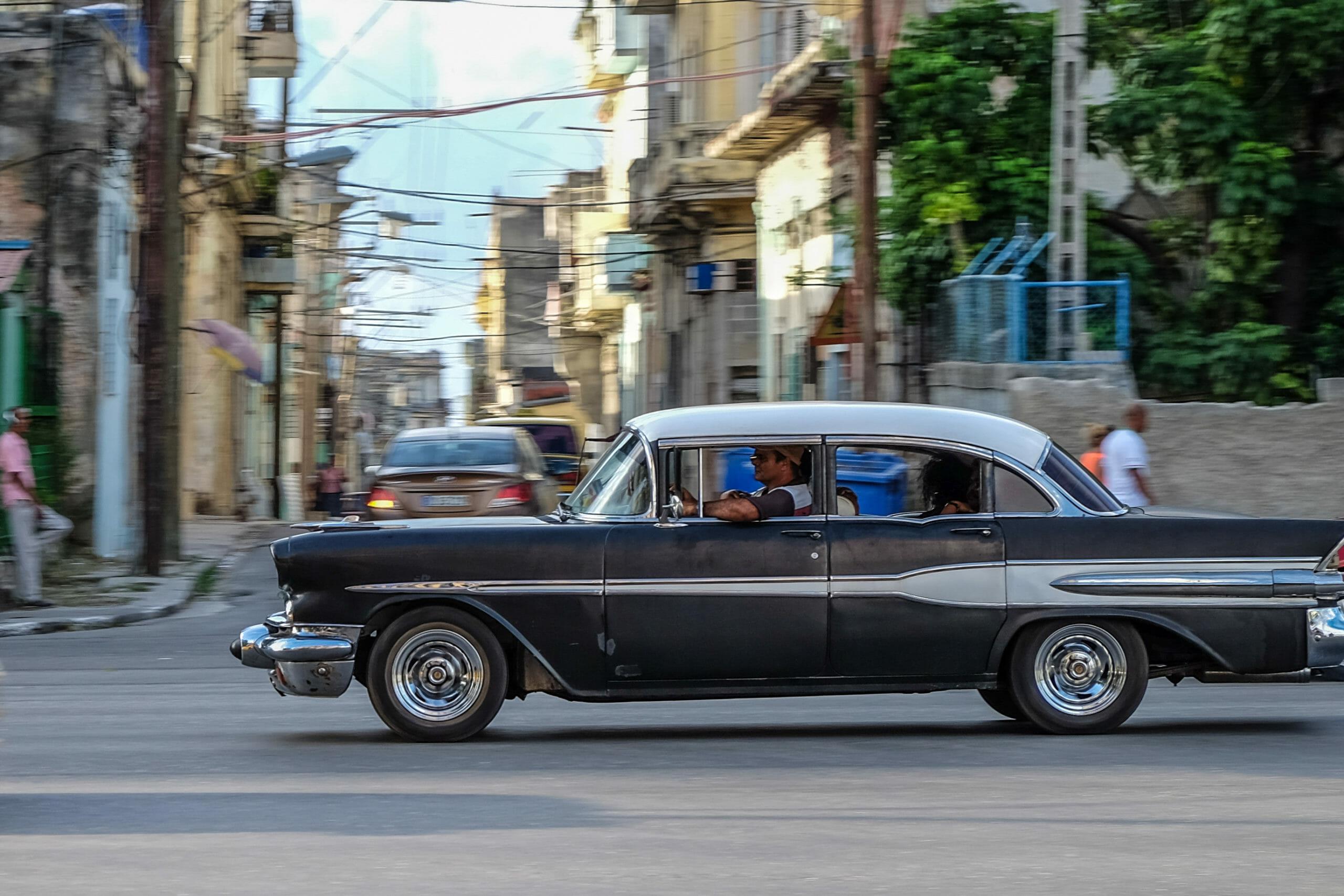 Cuba ligner sig selv uden Fidel Castro