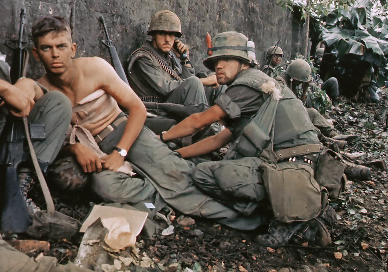 Read more about the article Kort om Tet-offensiven i Vietnamkrigen