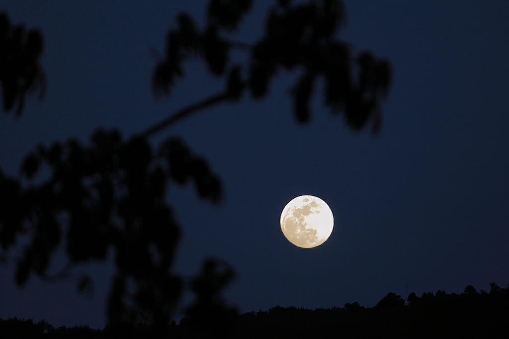 Påsken er styret af fuldmånen