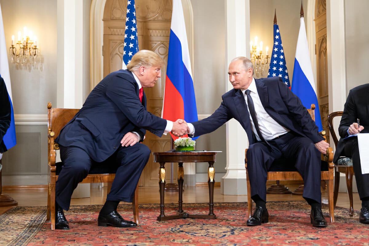 OVERBLIK: USA versus Rusland