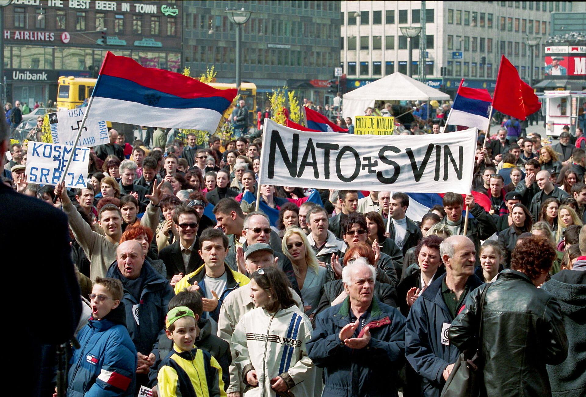 OVERBLIK: Nye kriser efter den kolde krig