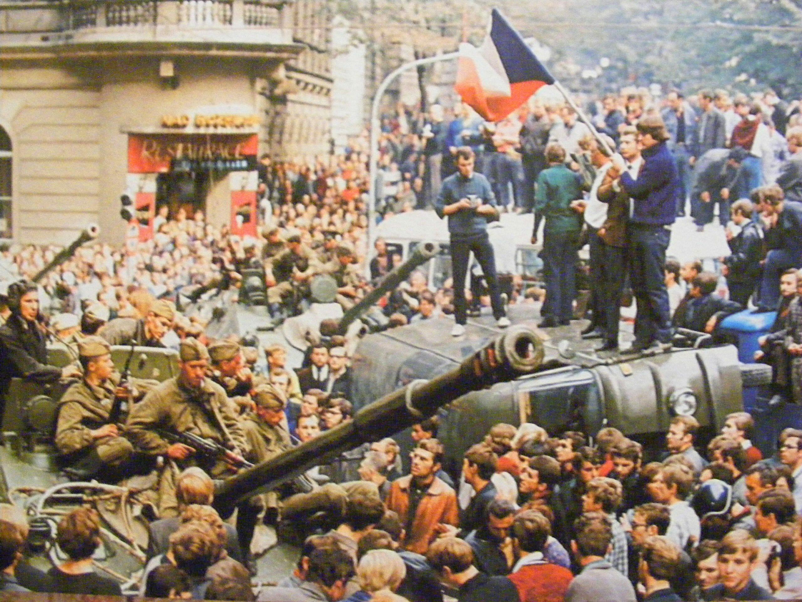 Read more about the article FAKTA: Da Prag blev invaderet