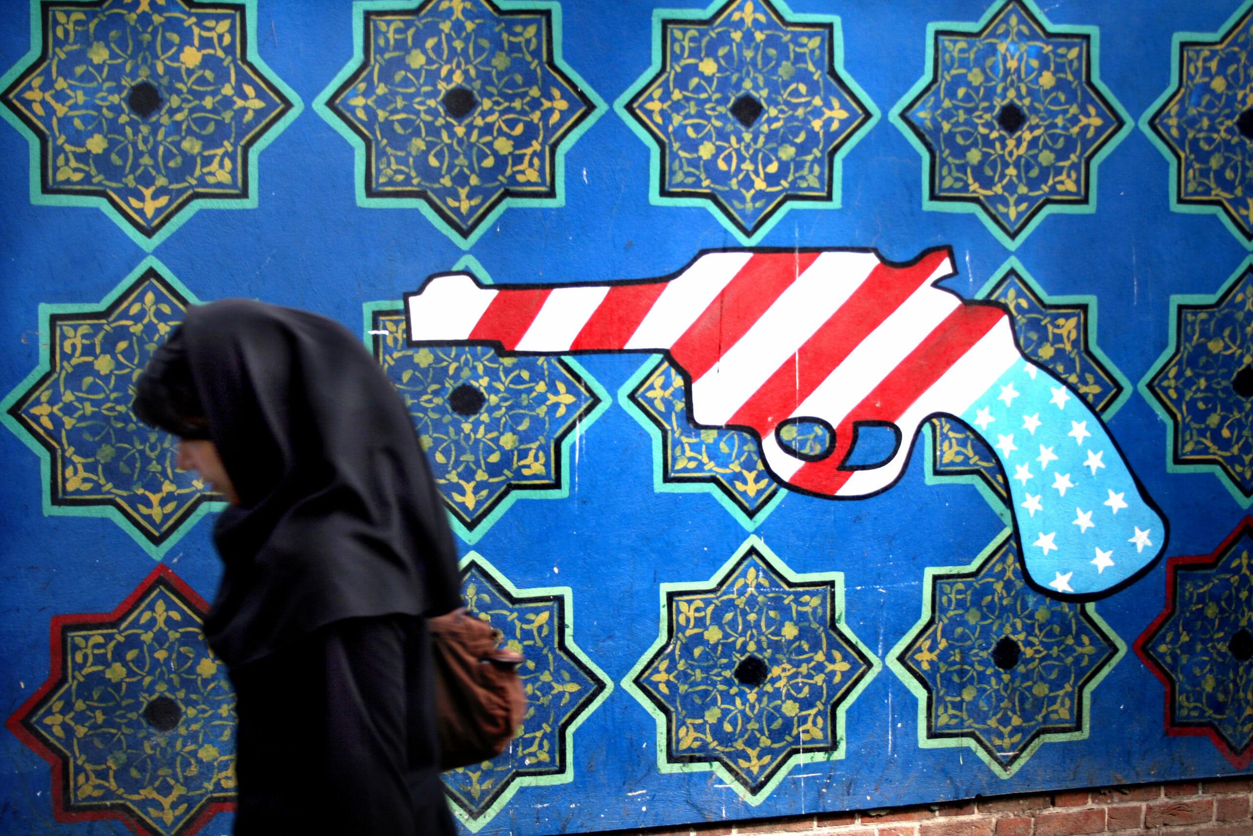 Iran: 40 år med revolution og strid med Vesten