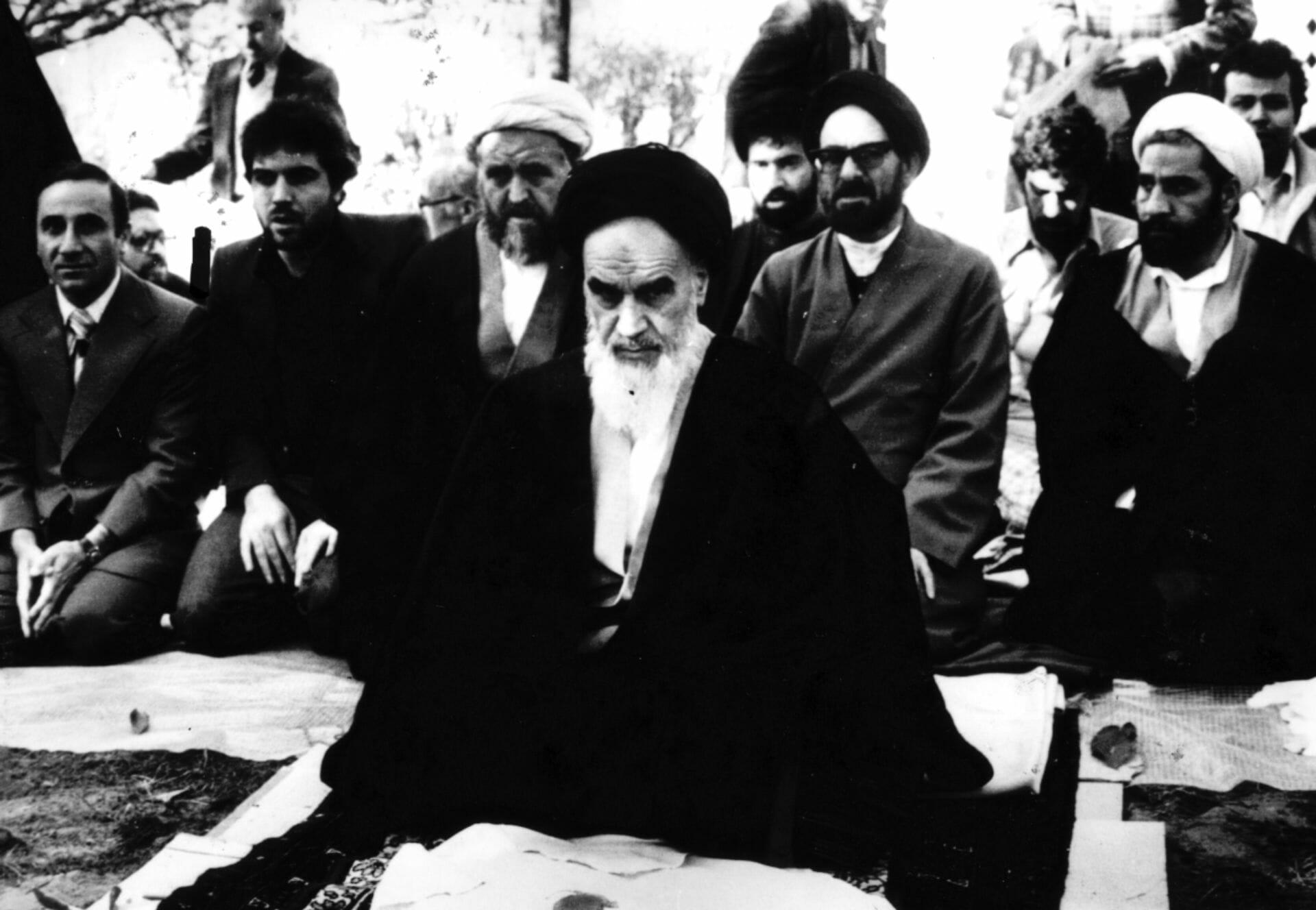 OVERBLIK: Afgørende øjeblikke under Irans revolution