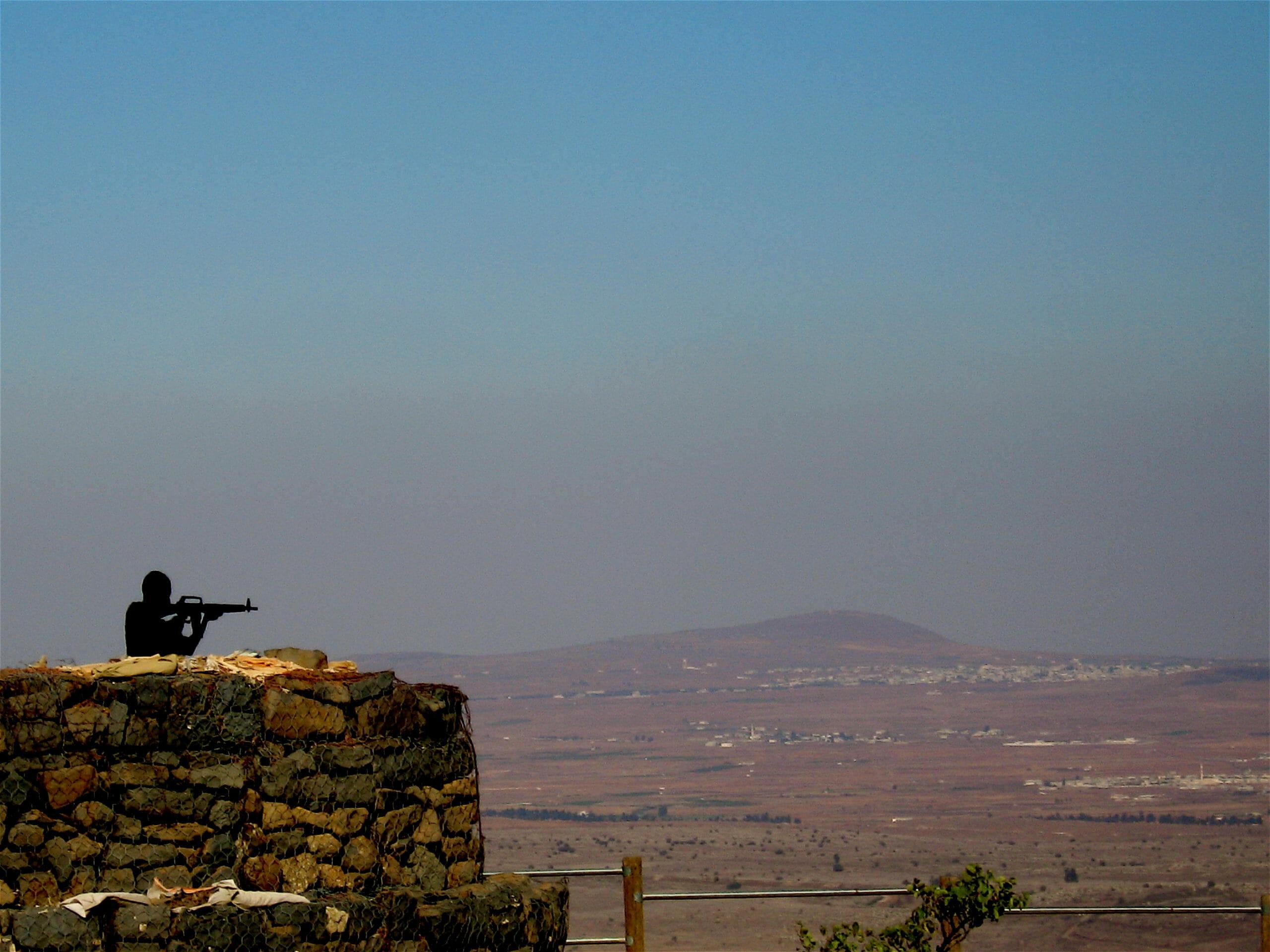 Arabiske lande vil have FN-resolution mod USA's Golan-skridt