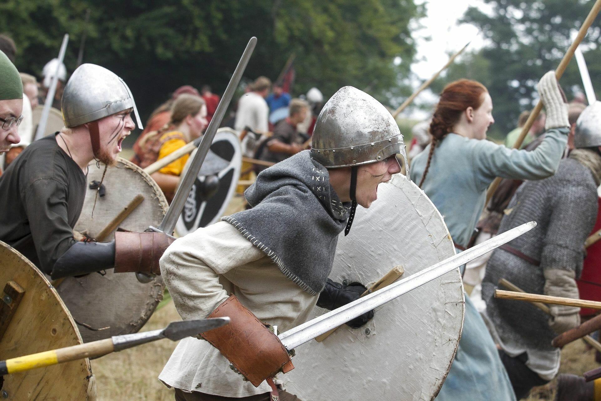 Read more about the article Der var ikke så stor forskel på mænd og kvinder i vikingetiden