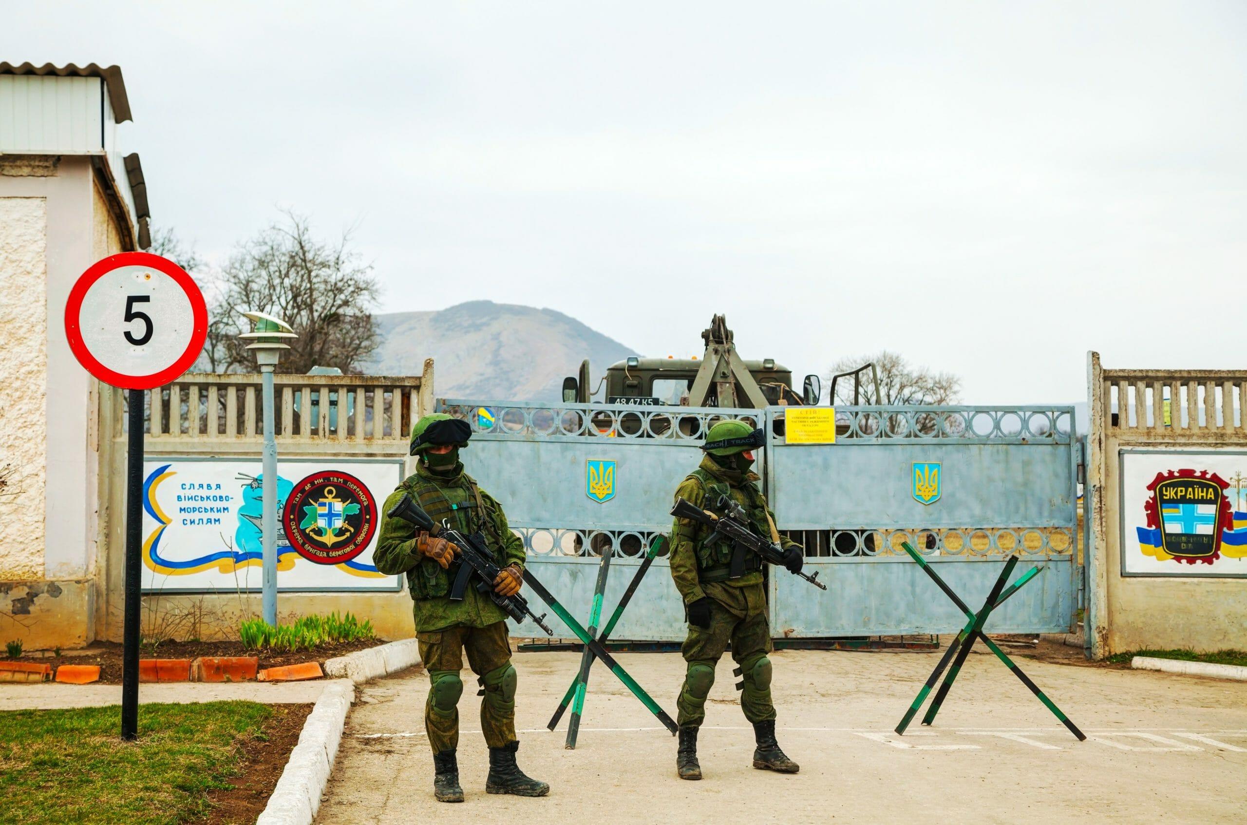 FAKTA: Rusland annekterede Krim-halvøen i 2014