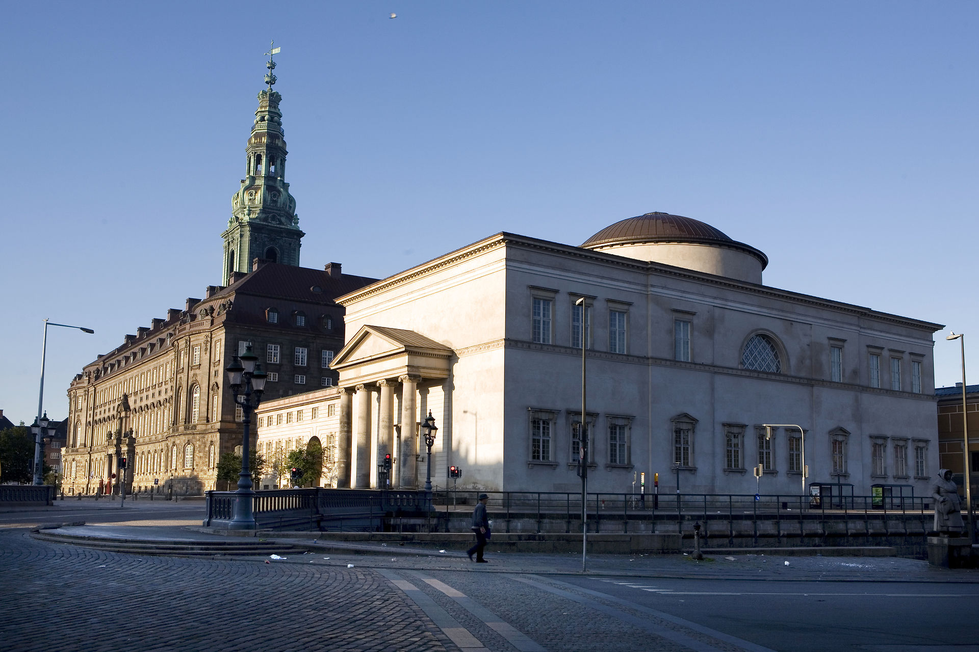 Read more about the article Christiansborg Slotskirkes historie
