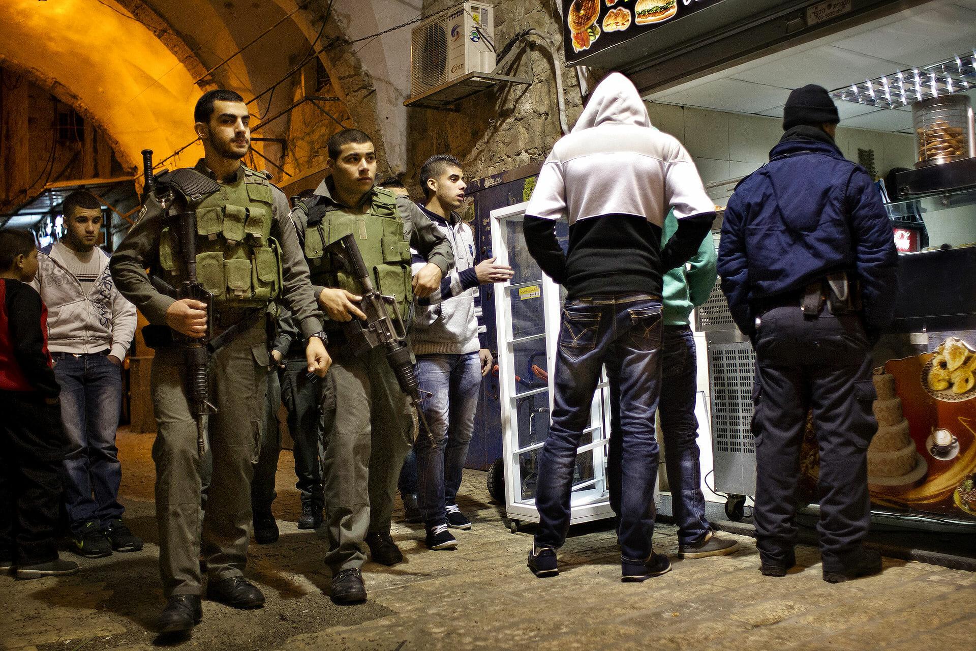 OVERBLIK: De palæstinensiske områder