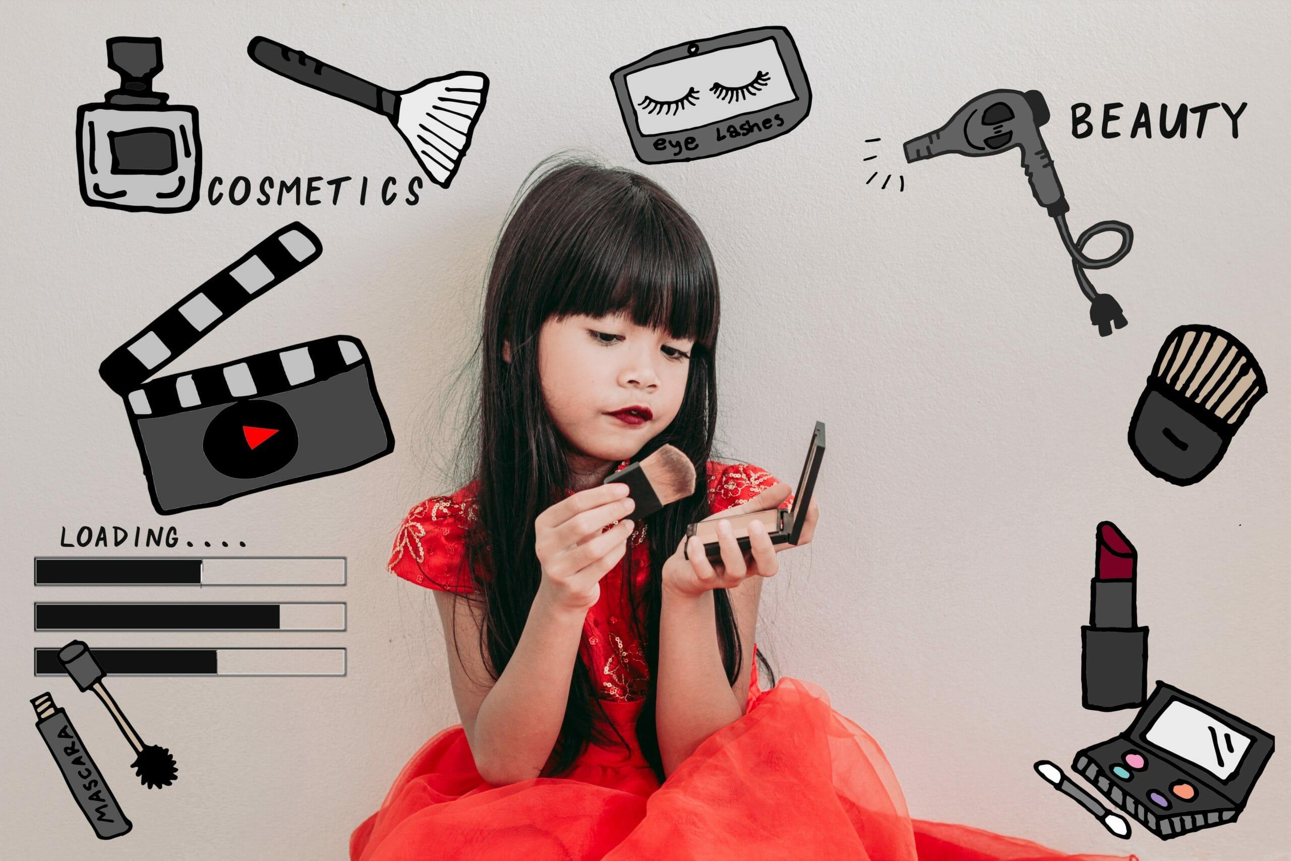 Read more about the article Børns Vilkår: Forbyd influenceres markedsføring over for børn