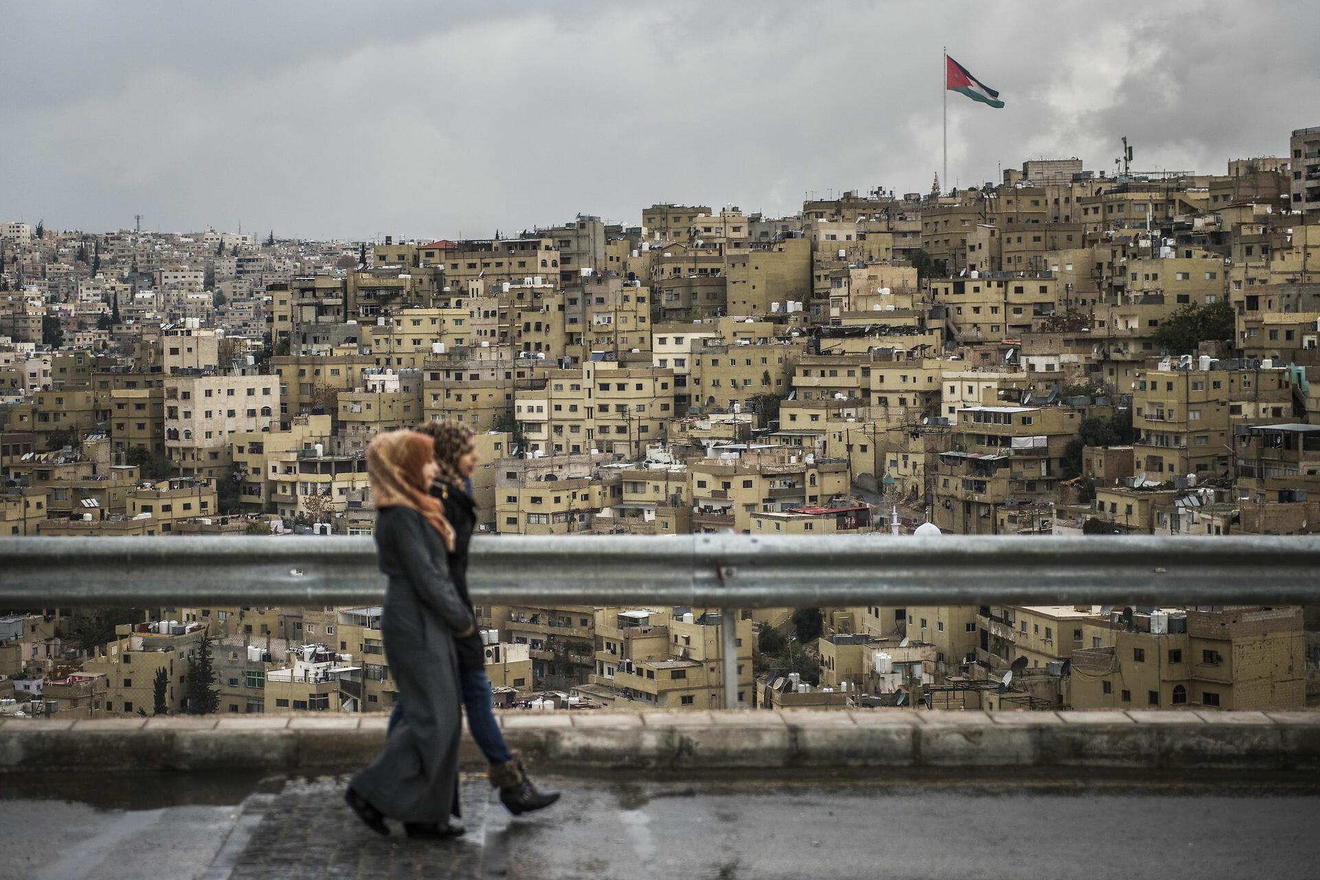 Kold fred mellem Jordan og Israel