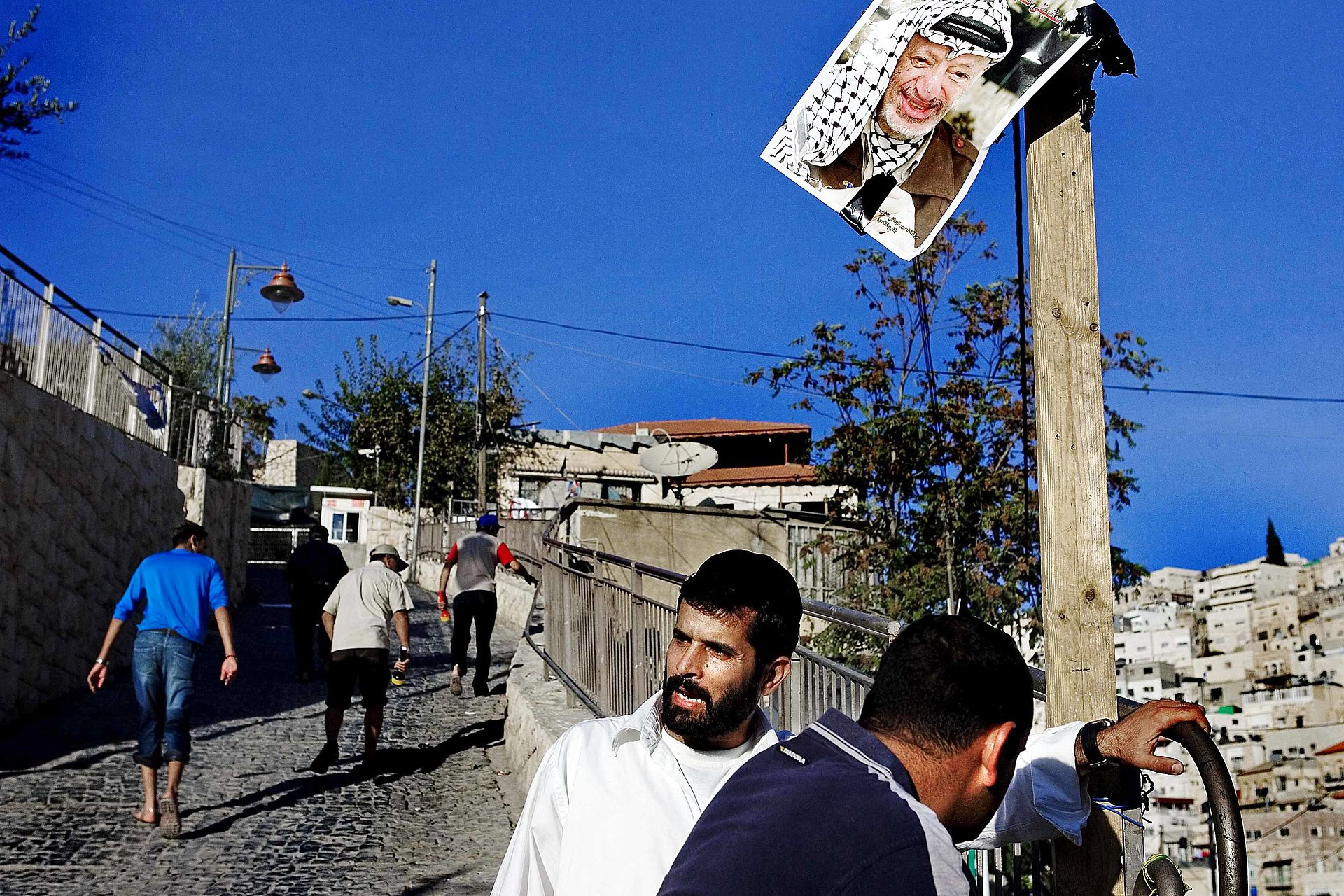 OVERBLIK: Juraen og Israels bosættelser