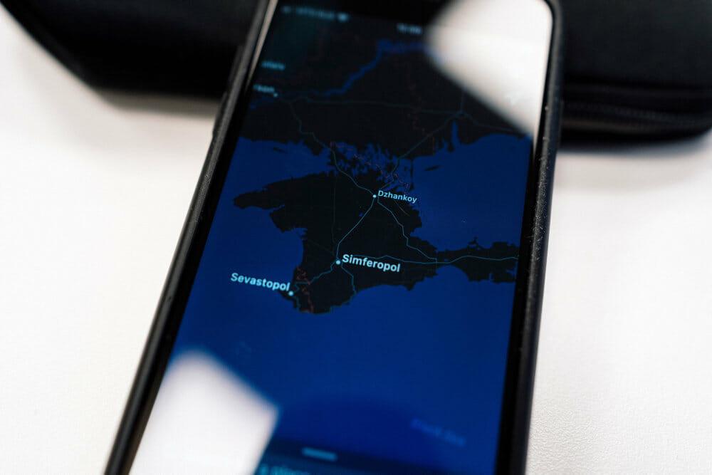 App gør Krim til del af Rusland: Apple undersøger sagen