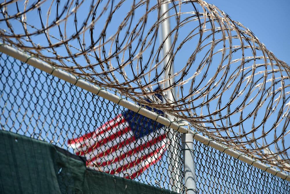 De aldrende fanger i Guantanamo