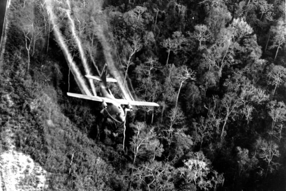 Vietnamkrigen kostede millioner livet