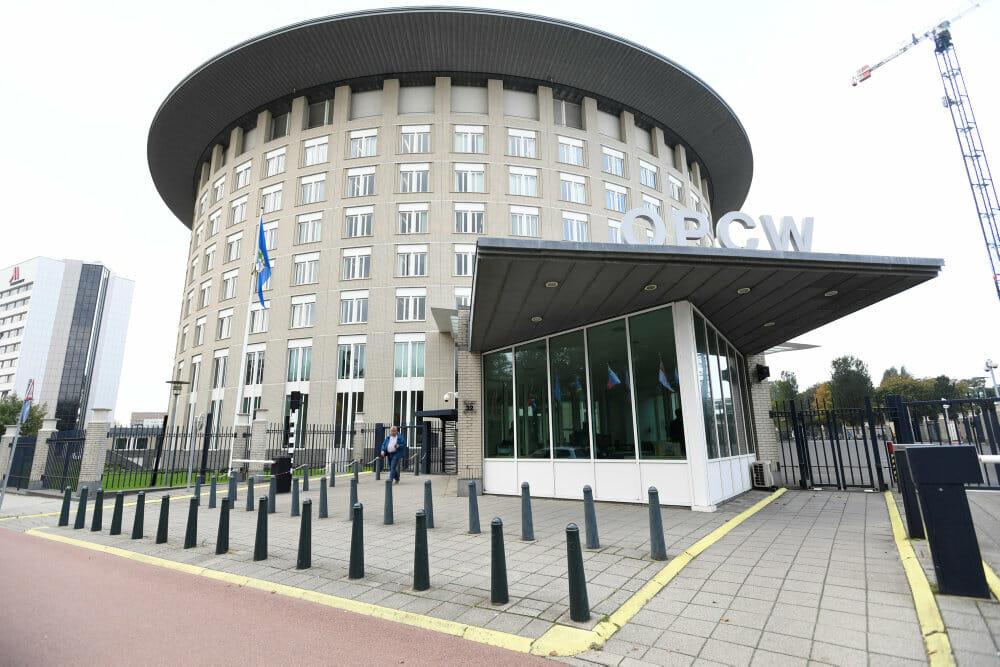 Haag er et center for diplomati og spionage