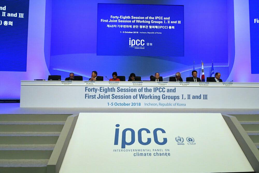 FAKTA: Hvad er FN's klimapanel