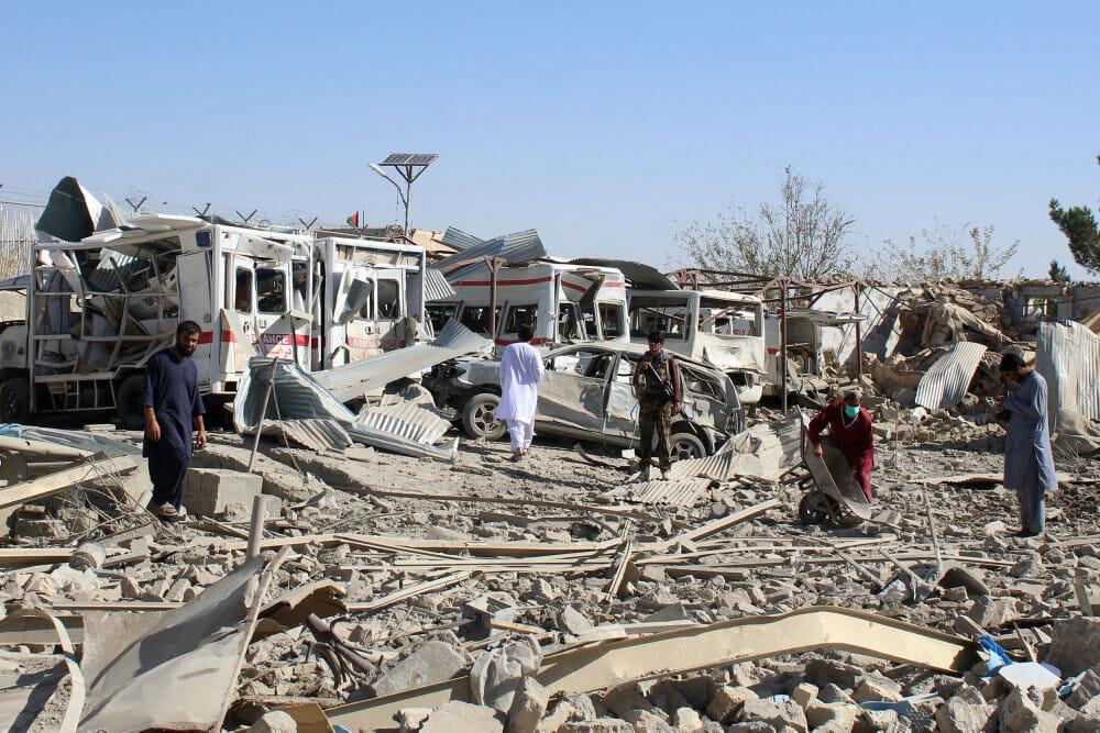 FAKTA: Taliban mistede magten i Afghanistan i 2001