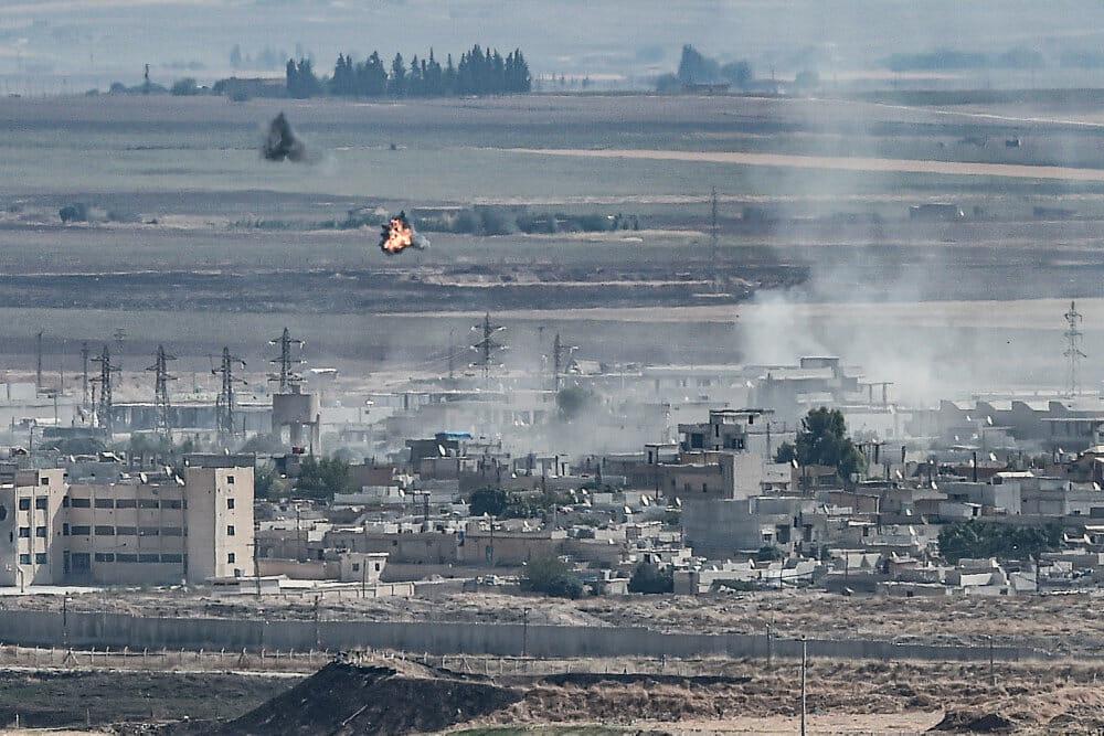 FAKTA: Tyrkiets angreb på kurdere bunder i årelang strid