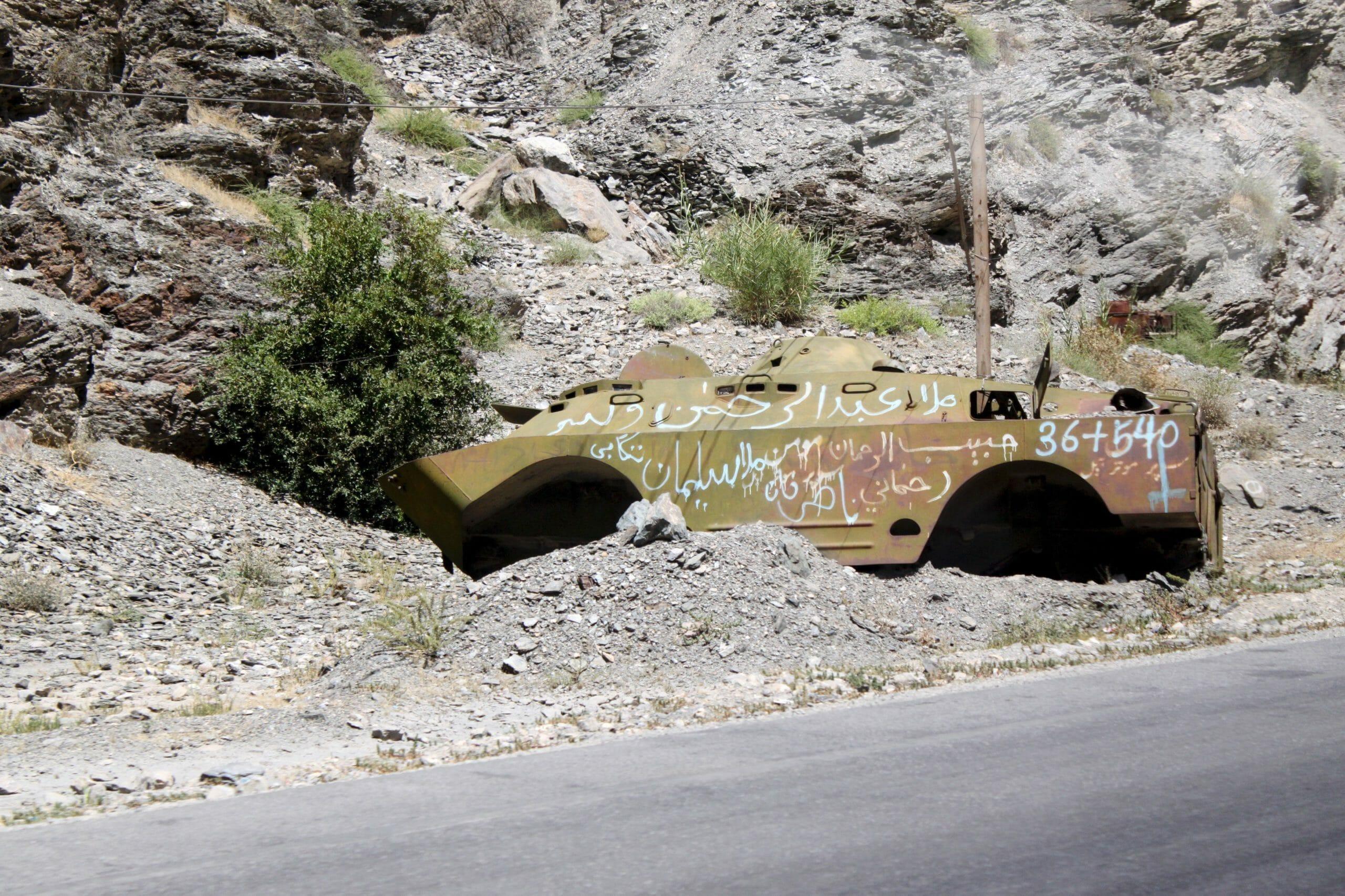 FAKTA: Gentagne krige har hærget Afghanistan