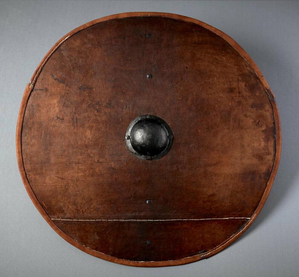Read more about the article Nu ved vi endelig, hvordan vikingeskjolde så ud