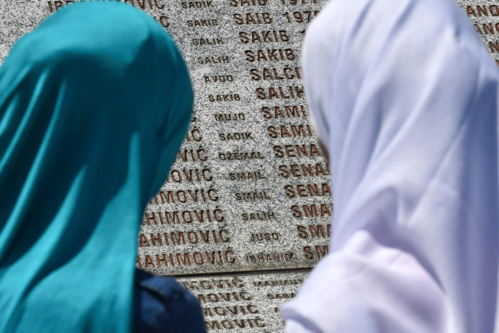 FAKTA: Massakren i Srebrenica kostede 8000 livet