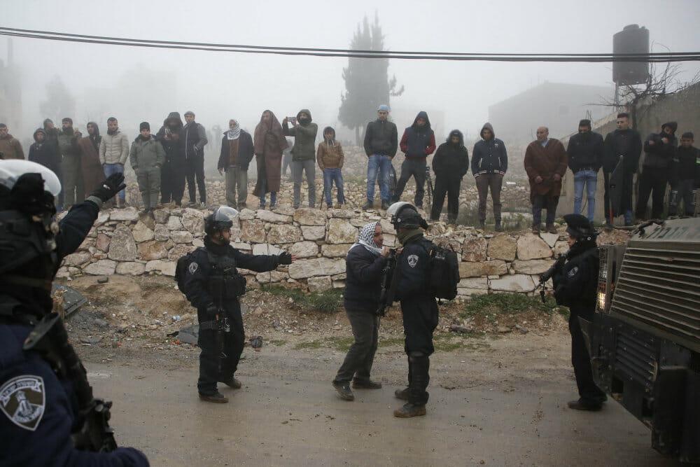 Israel ødelægger formodet drabsmands hus på Vestbredden